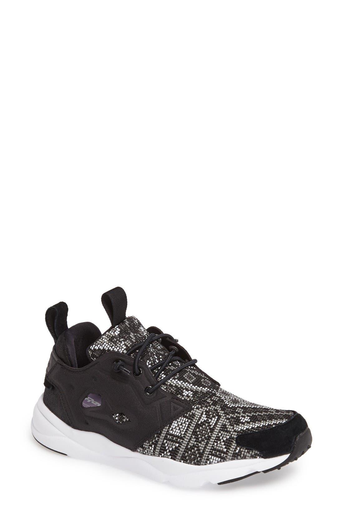 Alternate Image 1 Selected - Reebok Furylite GT Sneaker (Women)