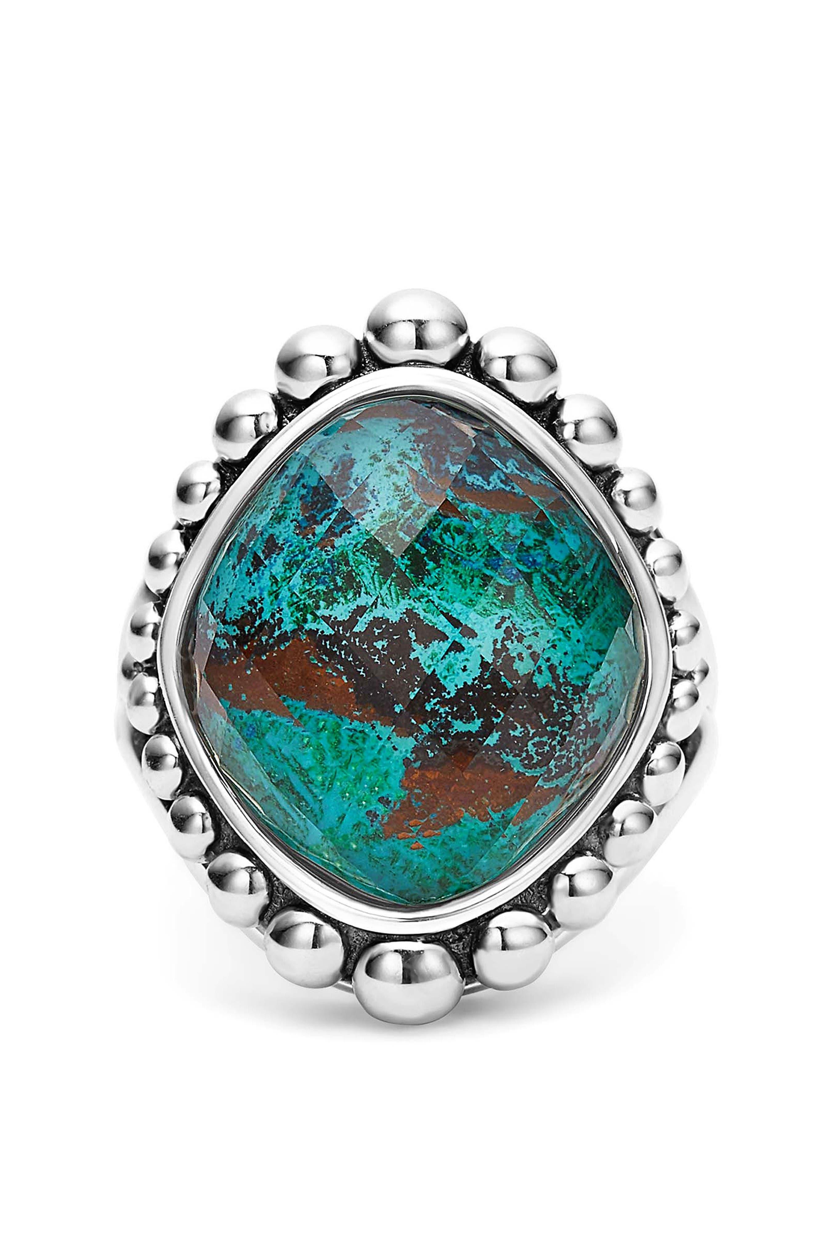 Alternate Image 2  - LAGOS Maya Stone Ring