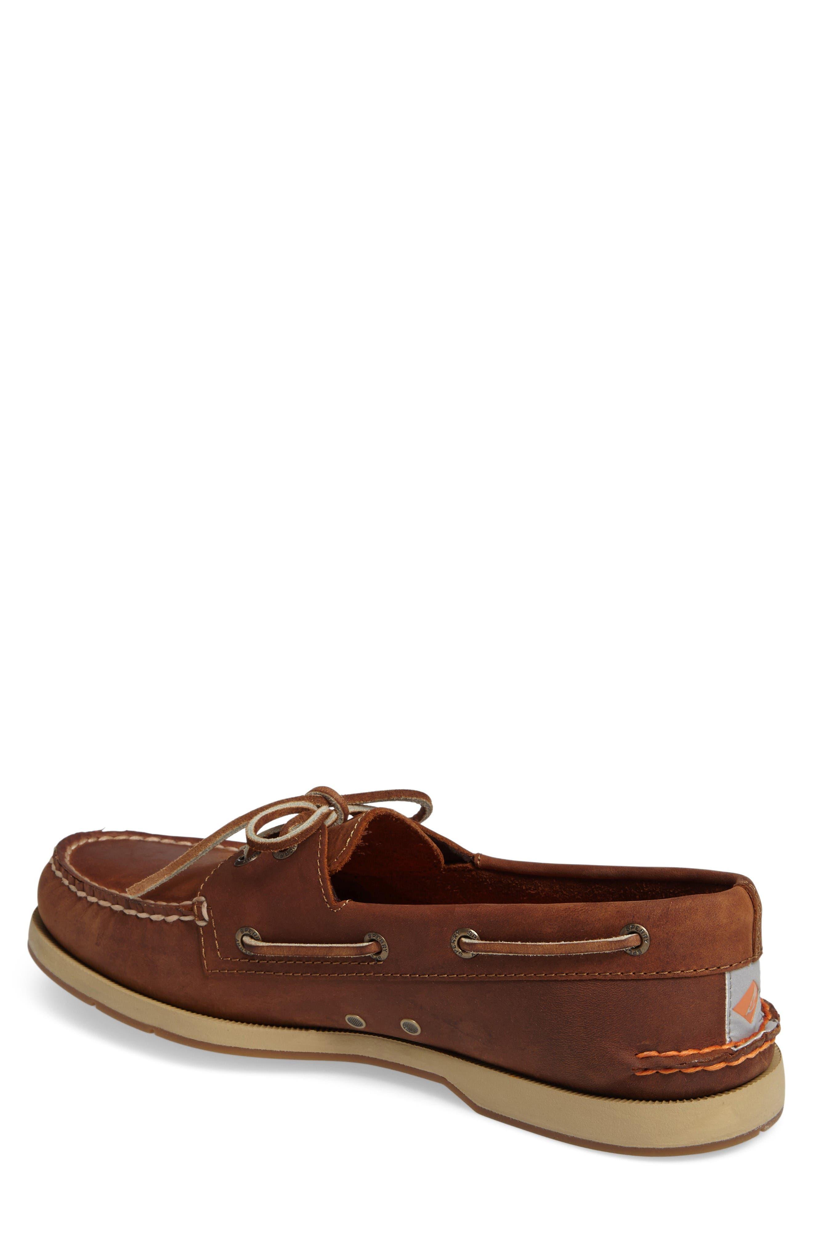 Alternate Image 2  - Sperry Captain's Authentic Original Boat Shoe (Men)