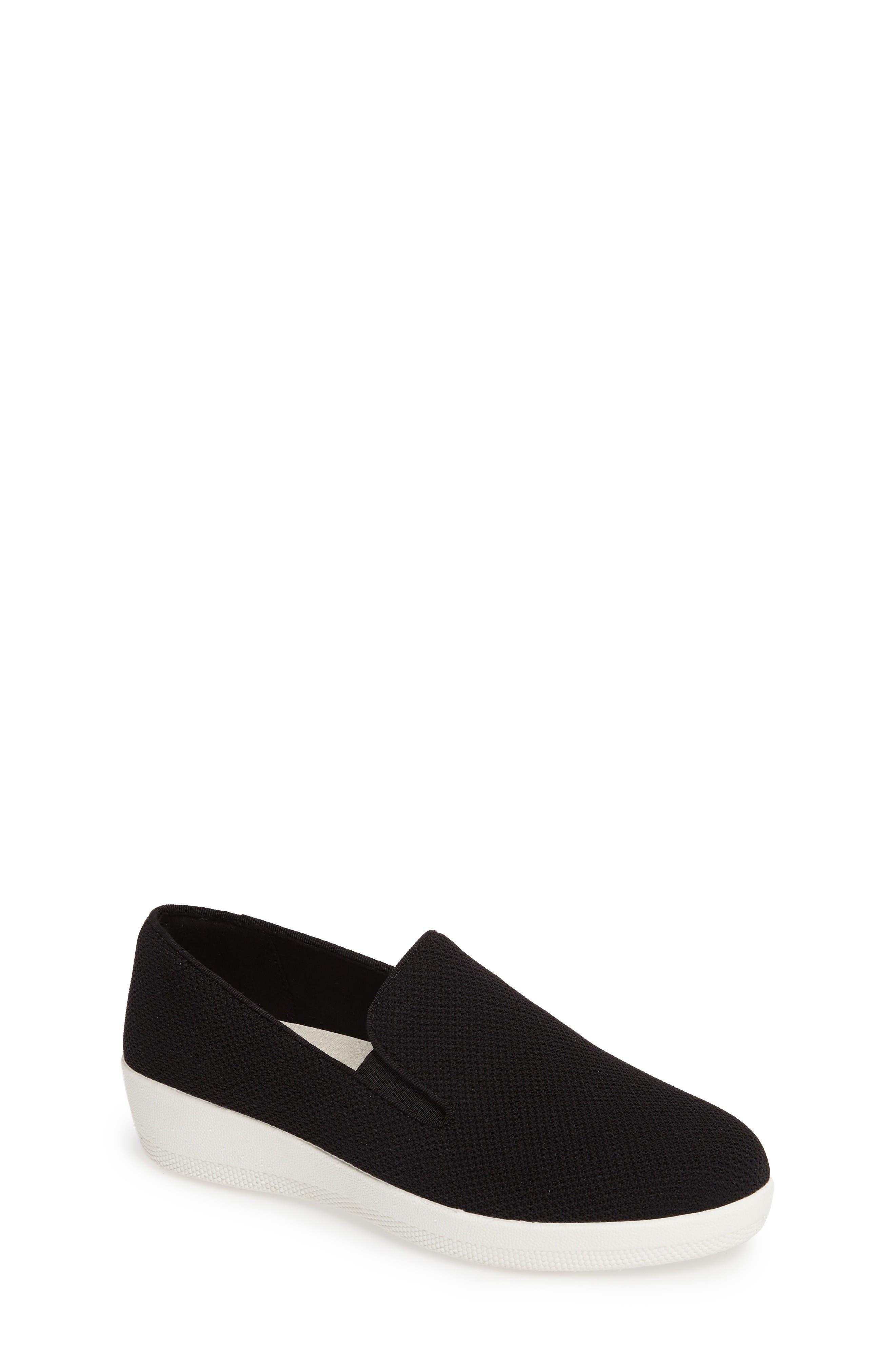 FitFlop Superskate Knit Loafer (Women)