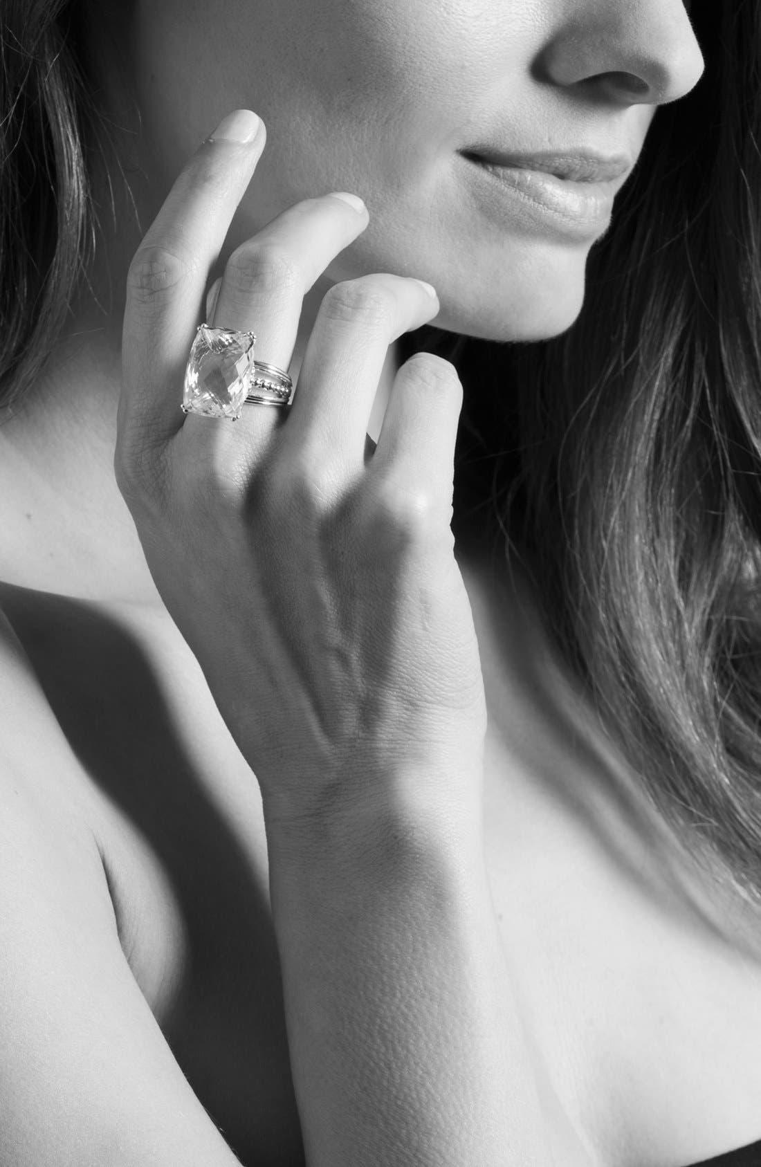 Alternate Image 4  - LAGOS 'Prism' Stone Ring