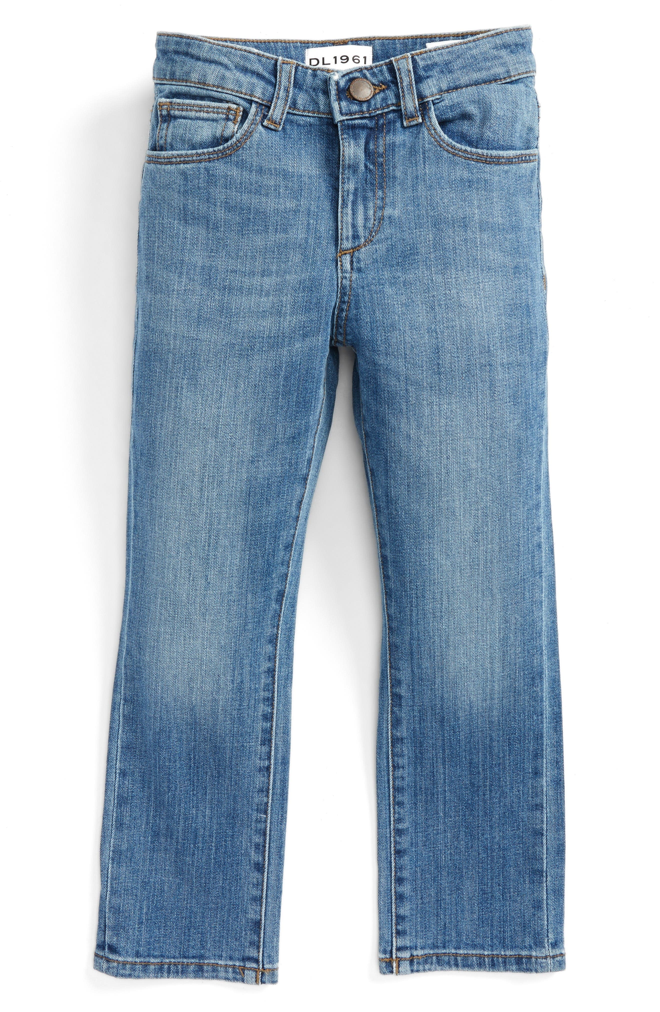 Brady Slim Fit Jeans,                             Main thumbnail 1, color,                             Rafter