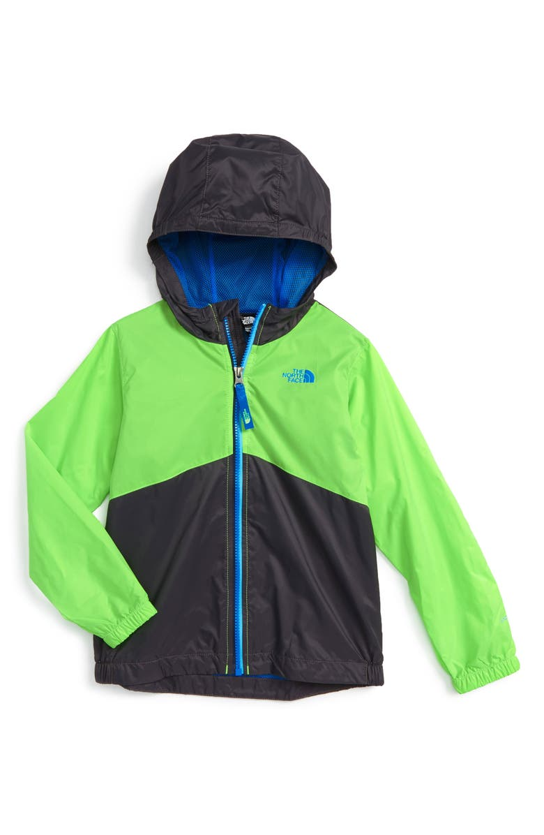 dadd6f35415a The North Face Flurry Hooded Windbreaker (Toddler Boys   Little ...