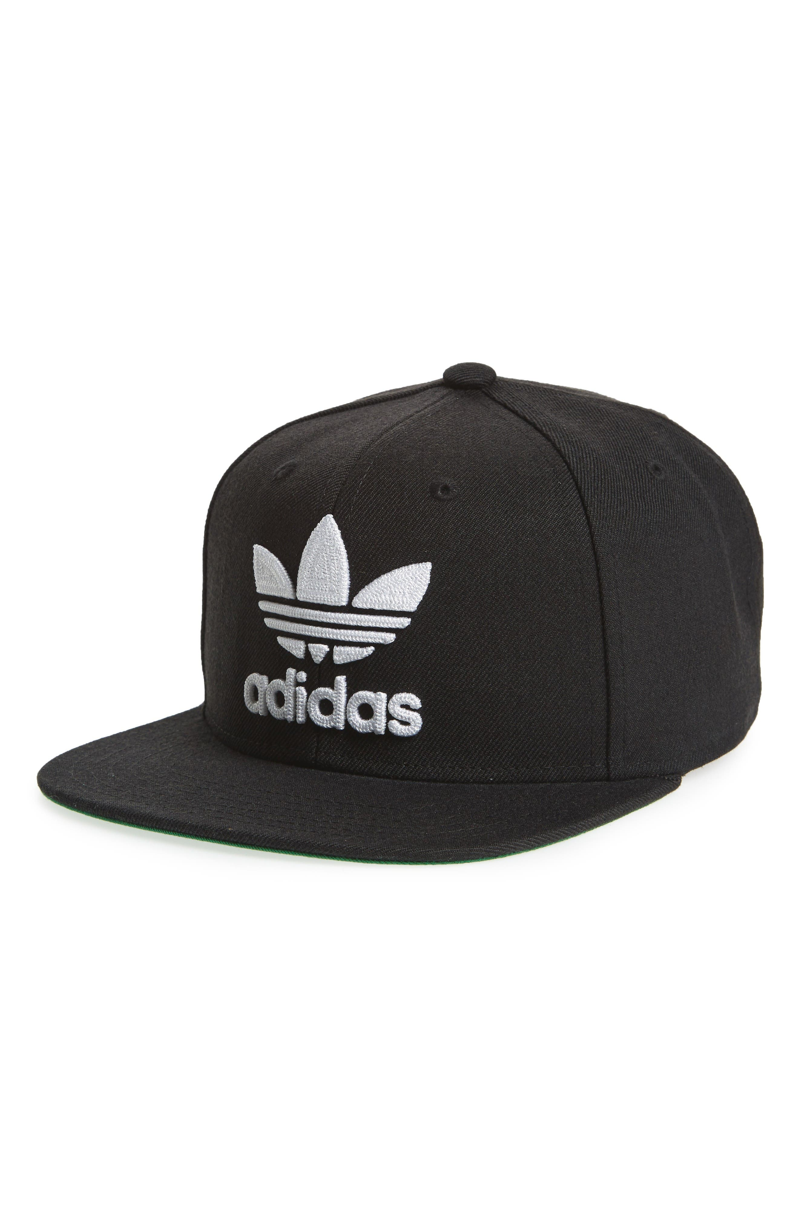adidas Originals Trefoil Chain Snapback Baseball Cap