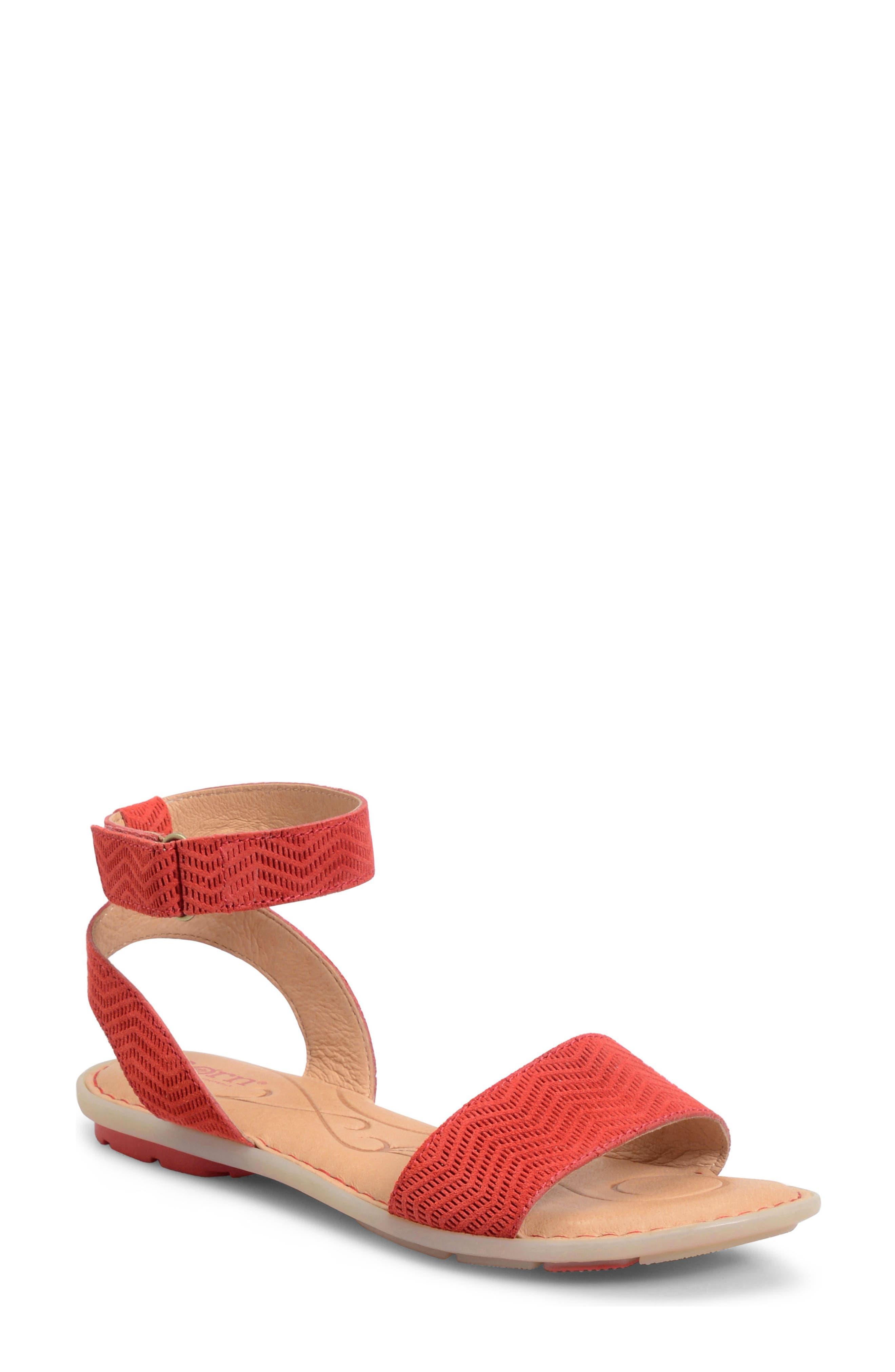 Alternate Image 1 Selected - Børn Tegal Sandal (Women)