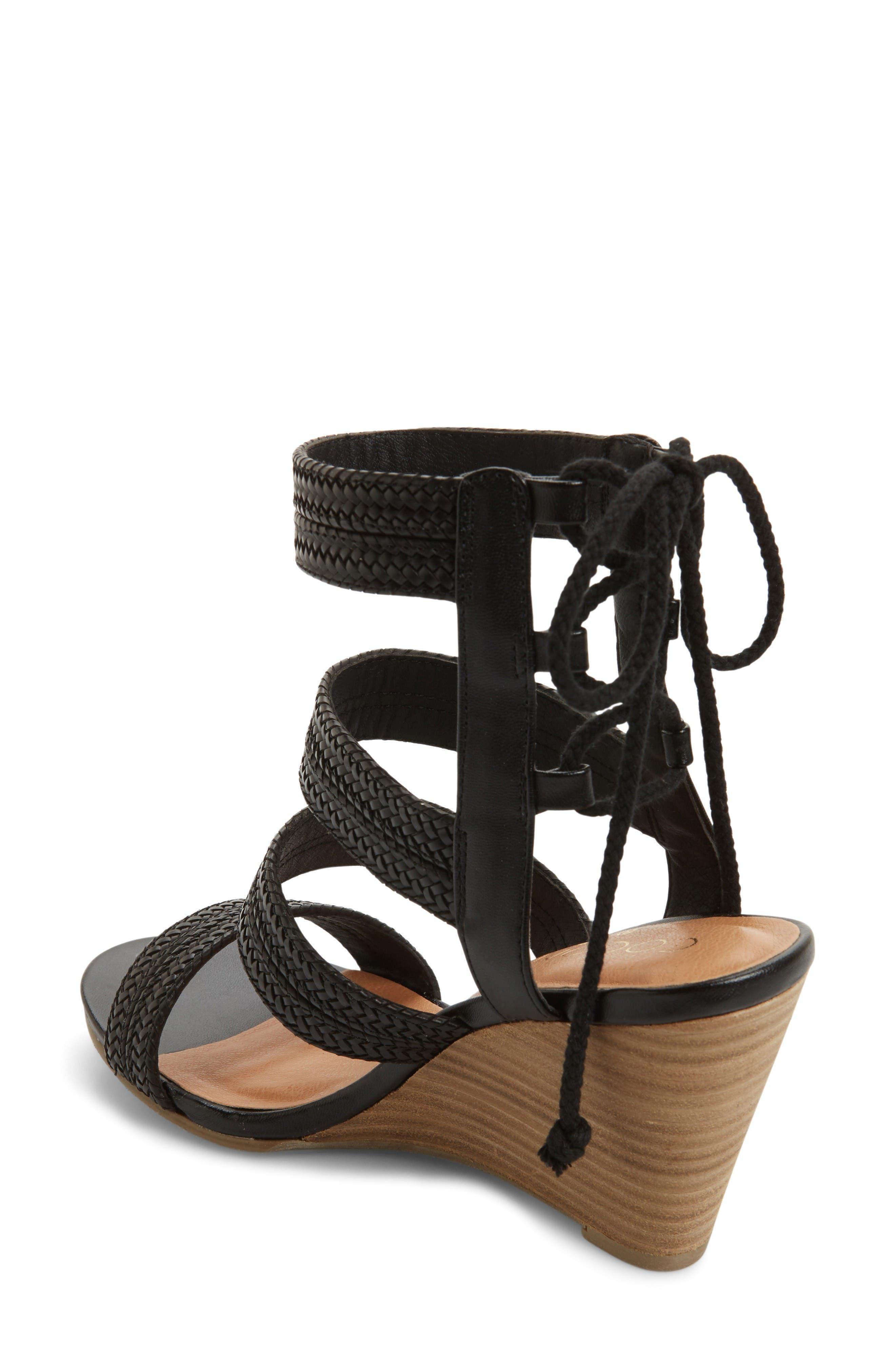 Alternate Image 2  - Matisse Whimsy Wedge Sandal (Women)