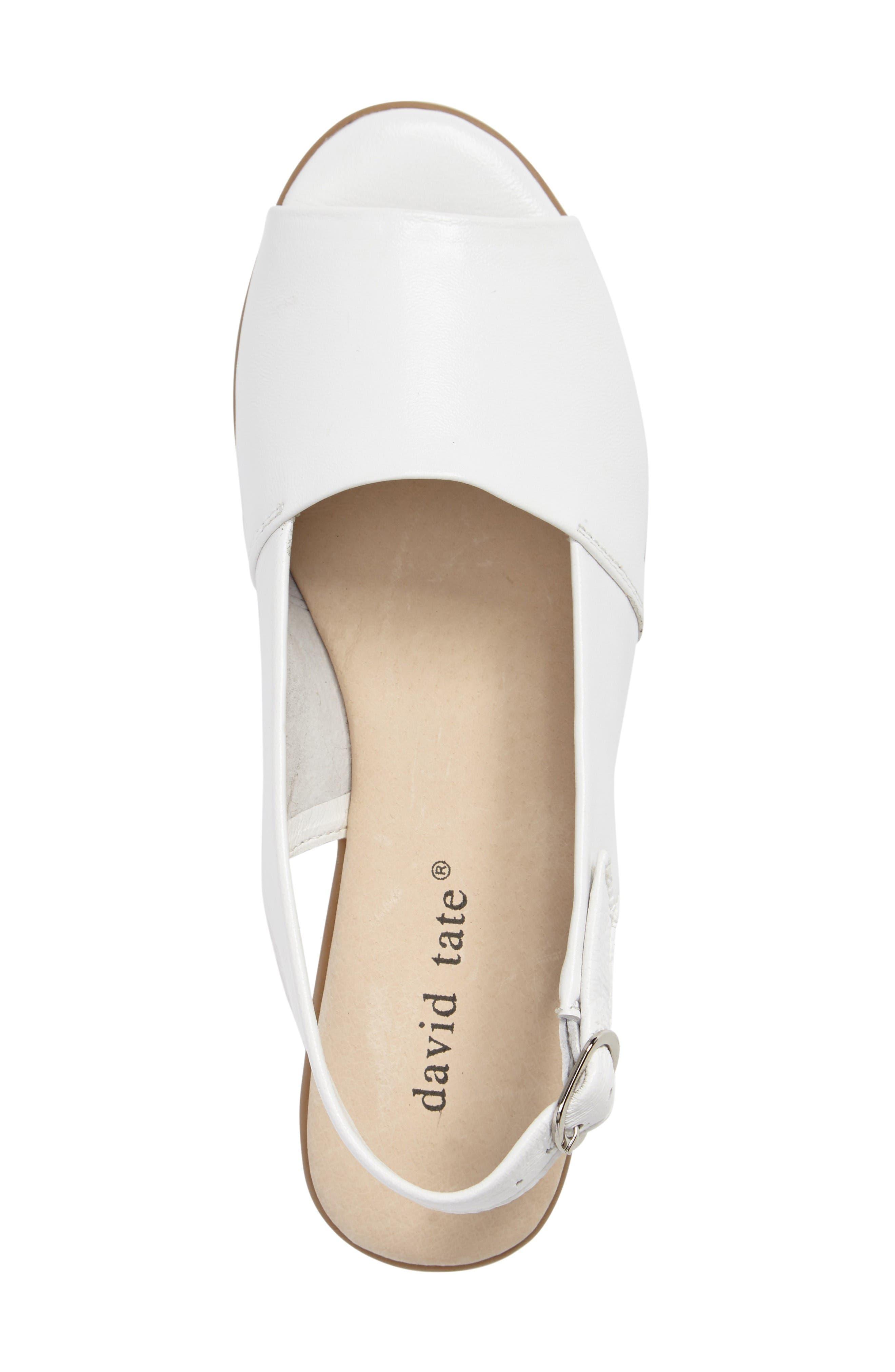 Alternate Image 3  - David Tate Norma Slingback Sandal (Women)