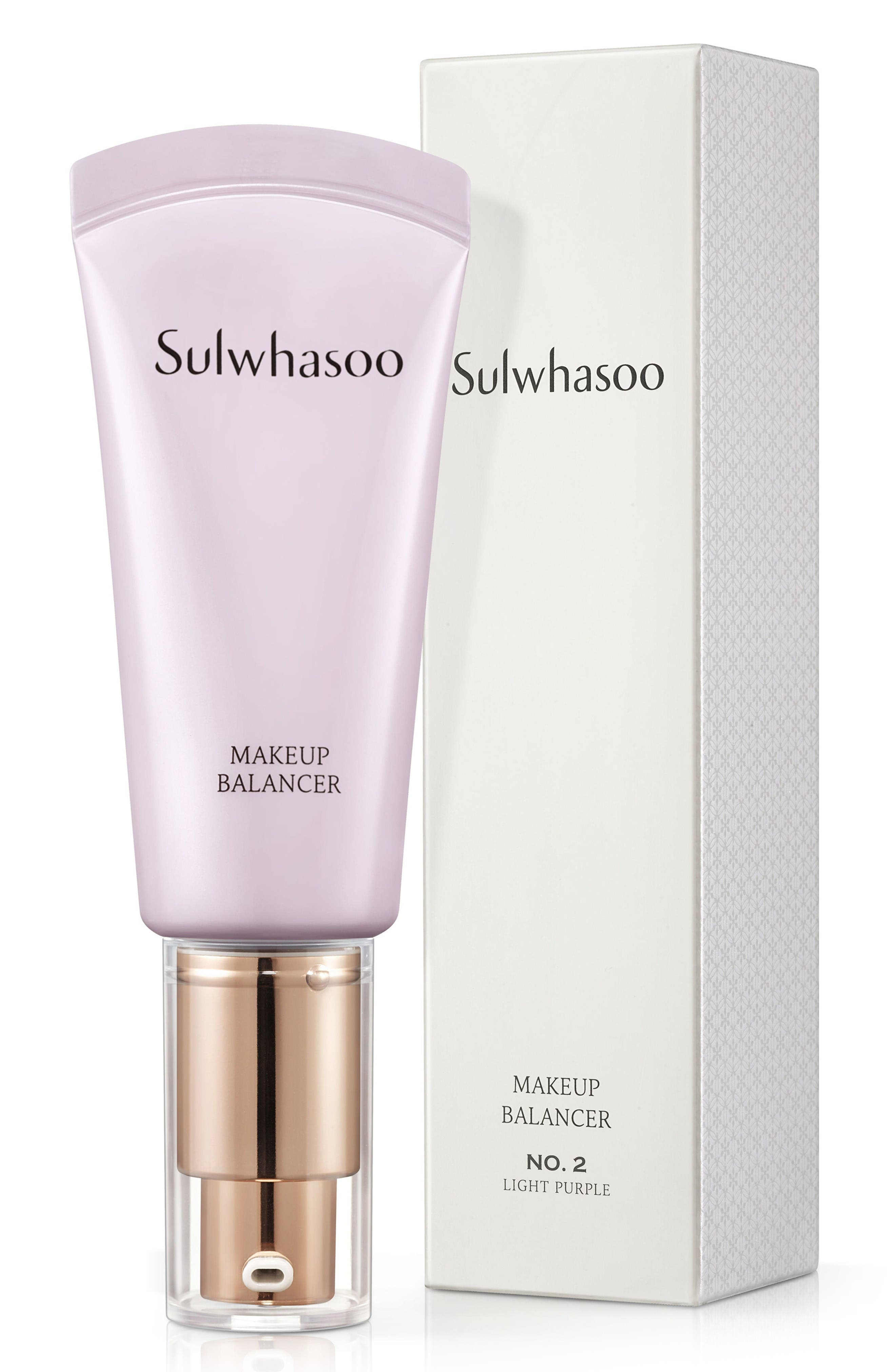 Alternate Image 2  - Sulwhasoo Makeup Balancer Light Purple