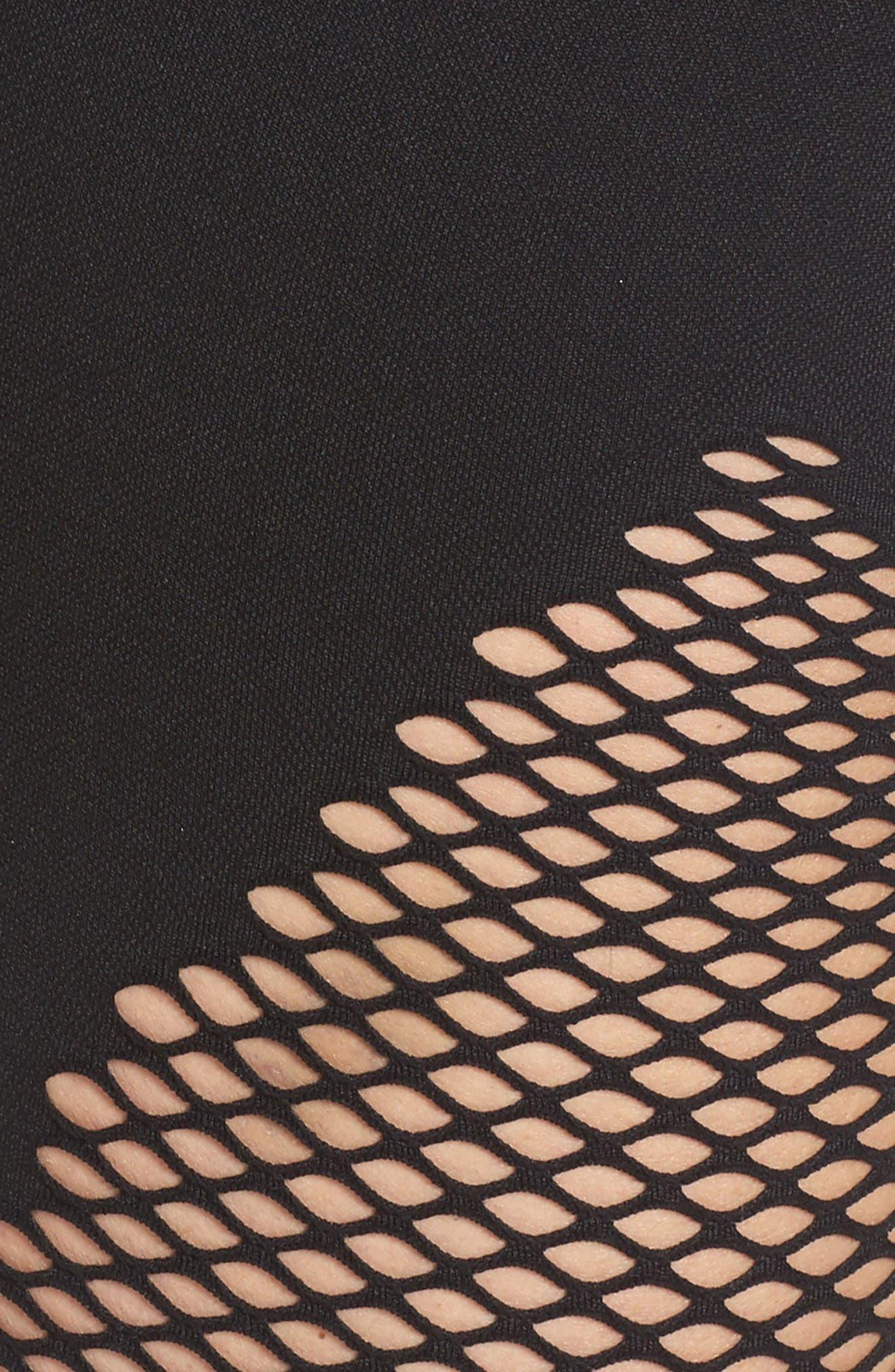 Alternate Image 5  - IVY PARK® Fishnet Leggings