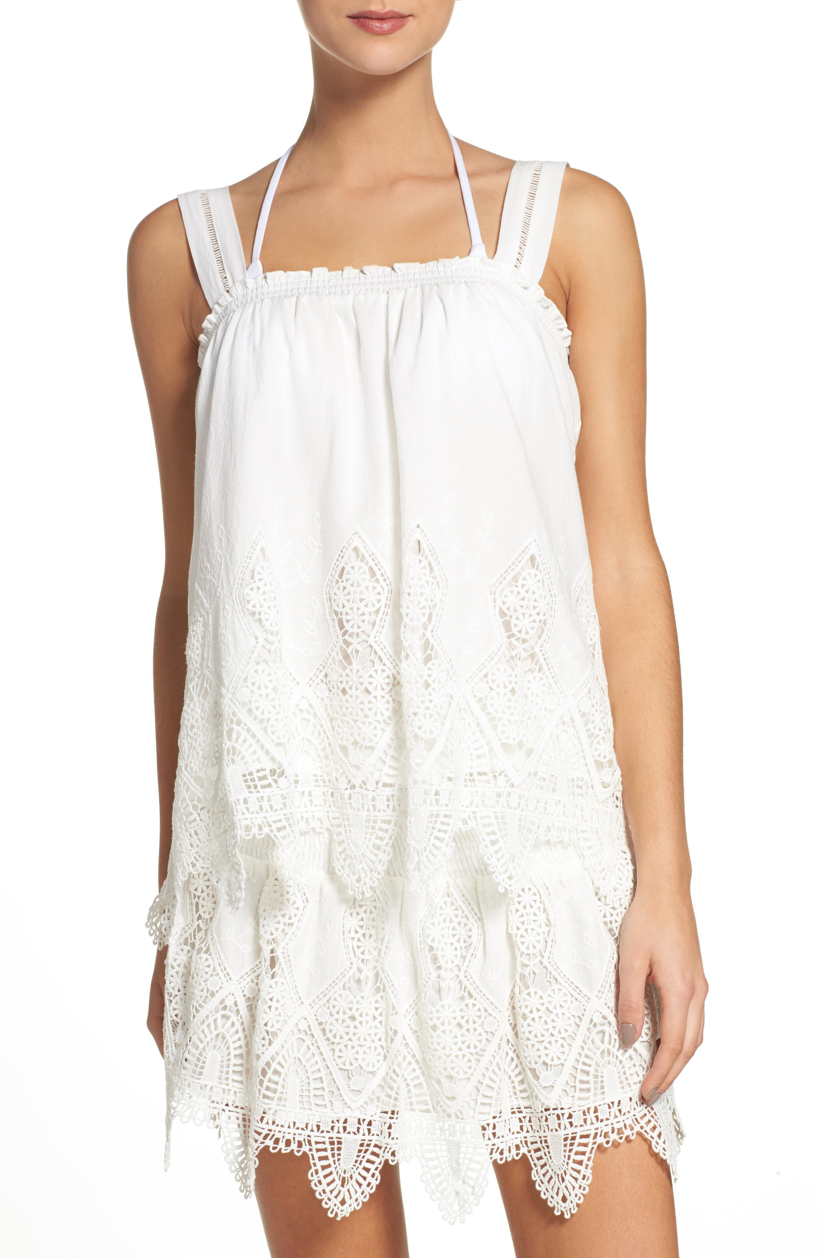 Suboo Prairie Convertible Cover-Up Tank