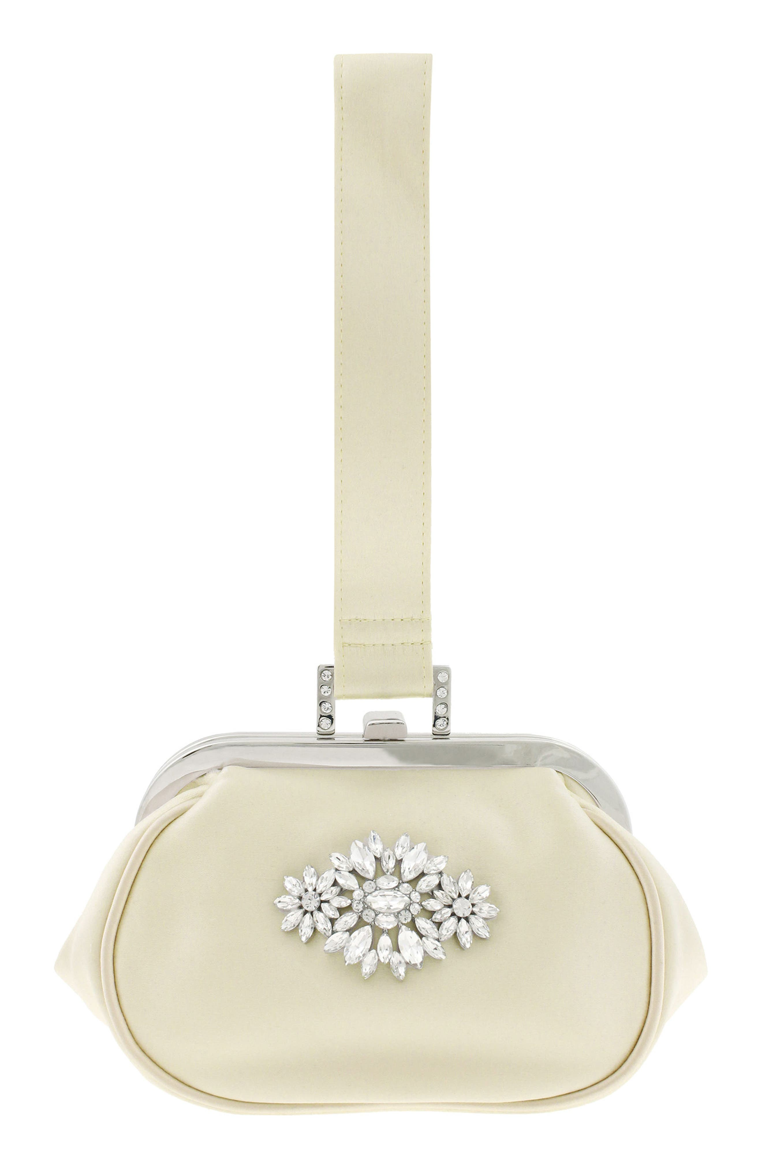 Alternate Image 1 Selected - Badgley Mischka Addison Clutch