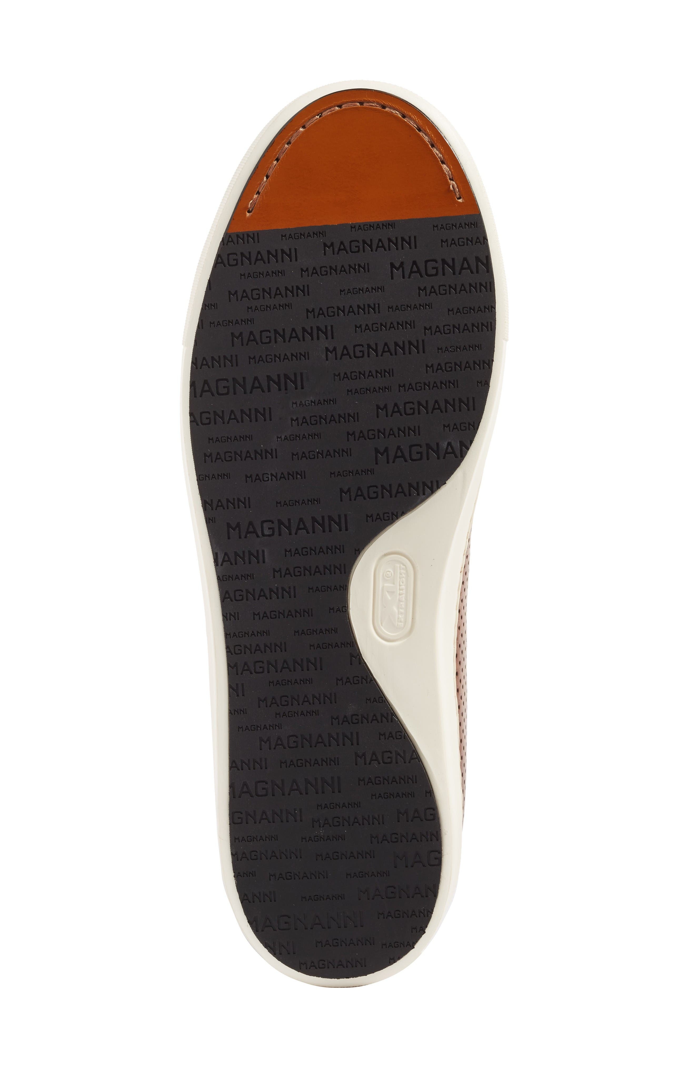 Alternate Image 4  - Magnanni 'Blanco' Sneaker (Men)