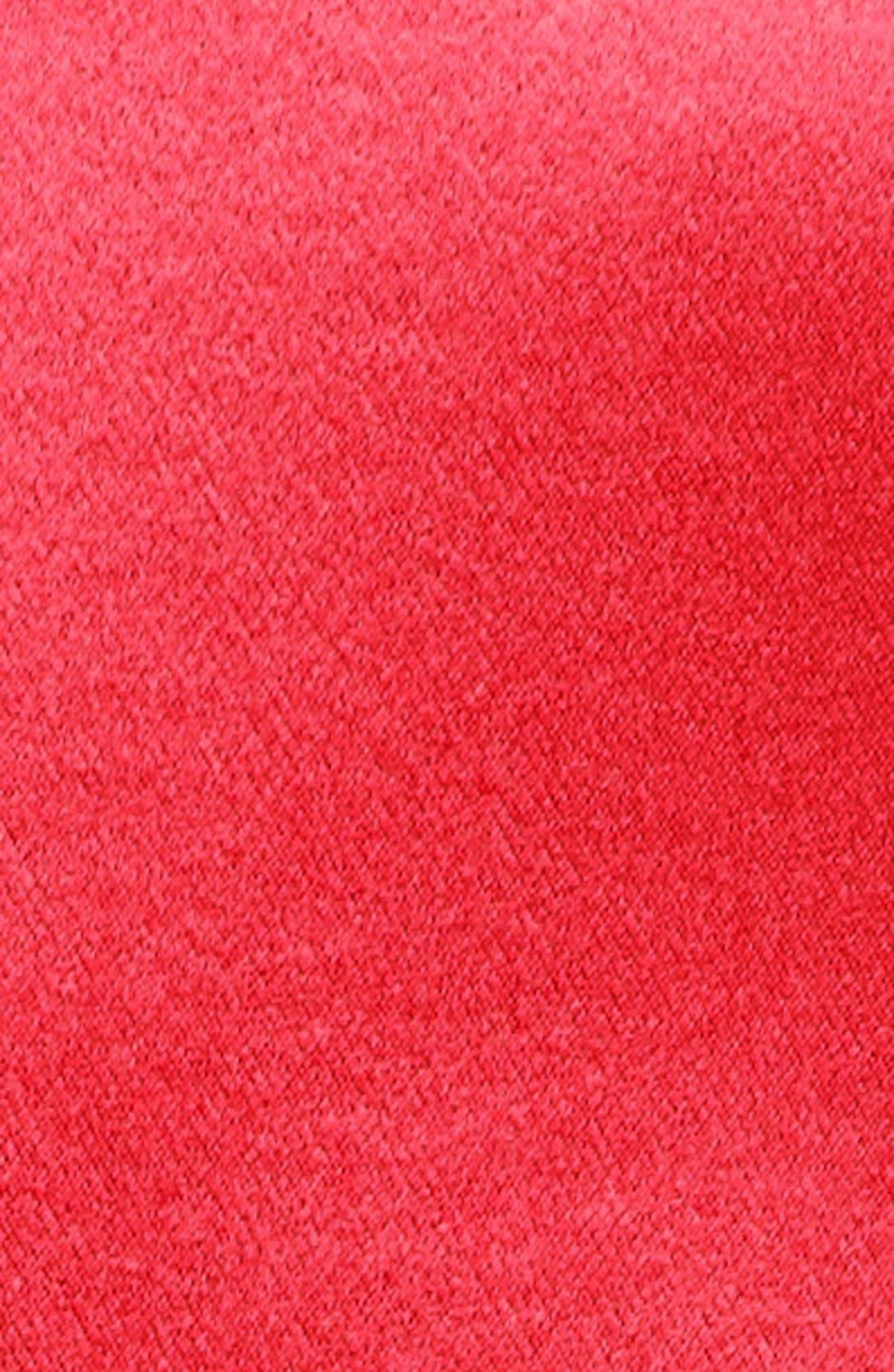 Alternate Image 3  - Carolina Herrera Silk Satin Gown (Nordstrom Exclusive)
