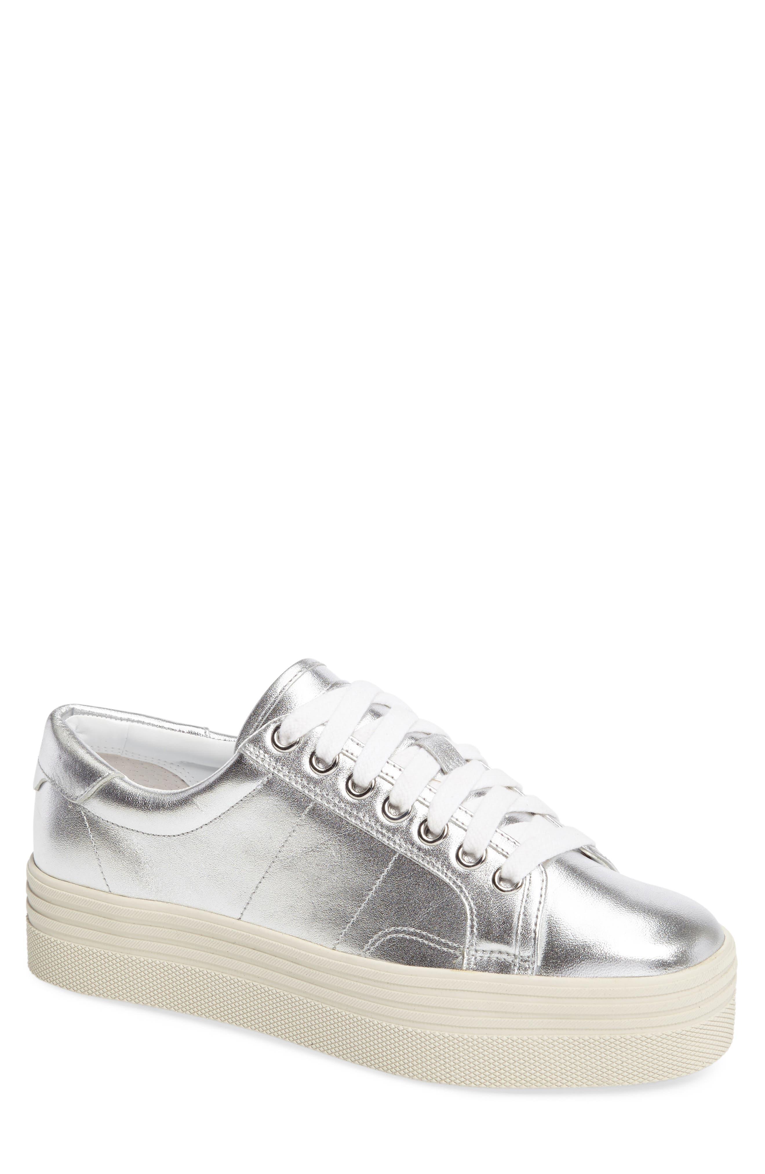 Alternate Image 1 Selected - Marc Fisher LTD Emmy Platform Sneaker (Women)