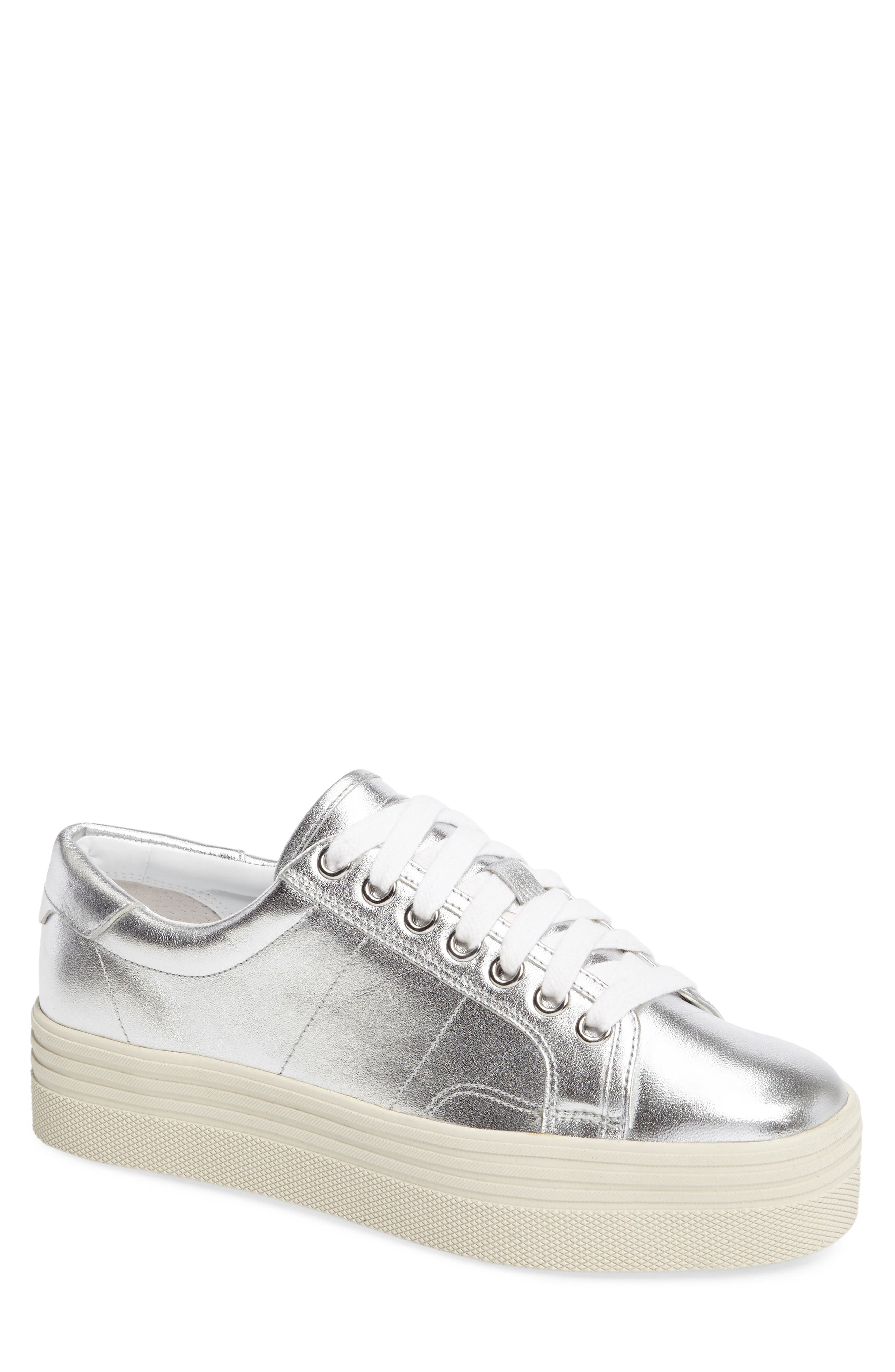 Main Image - Marc Fisher LTD Emmy Platform Sneaker (Women)