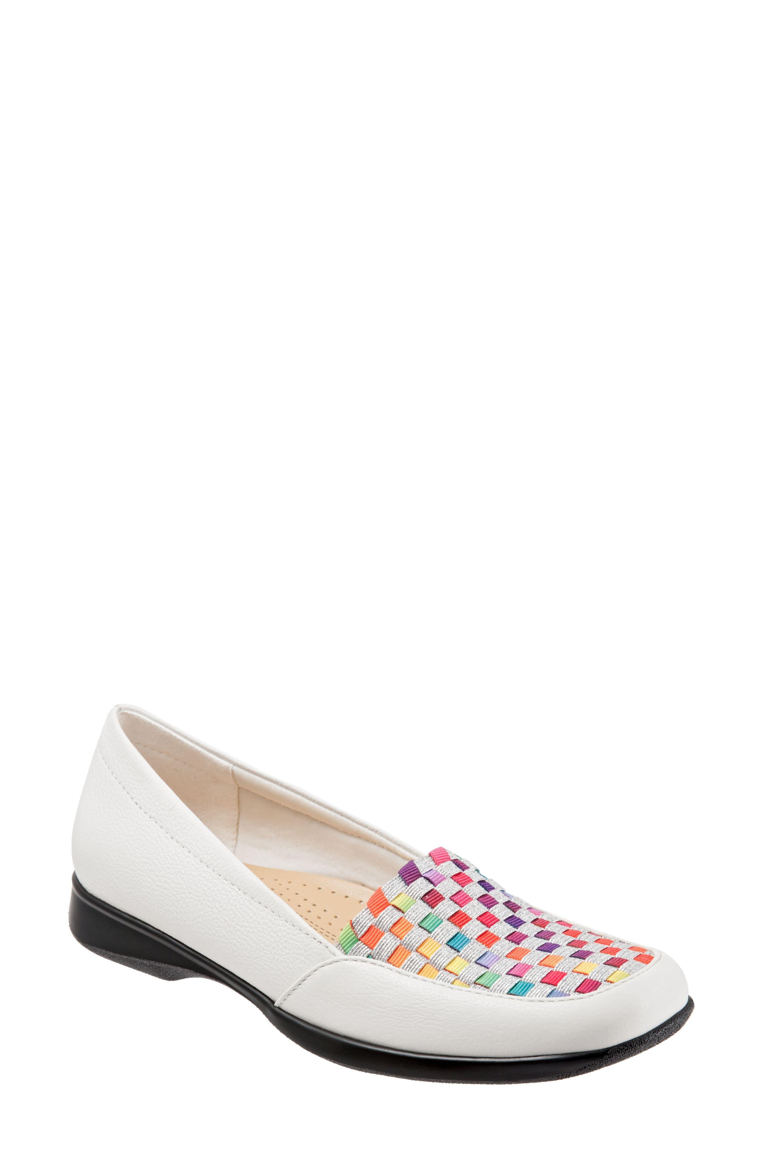 Alternate Image 1 Selected - Trotters Jenkins Loafer Flat (Women)