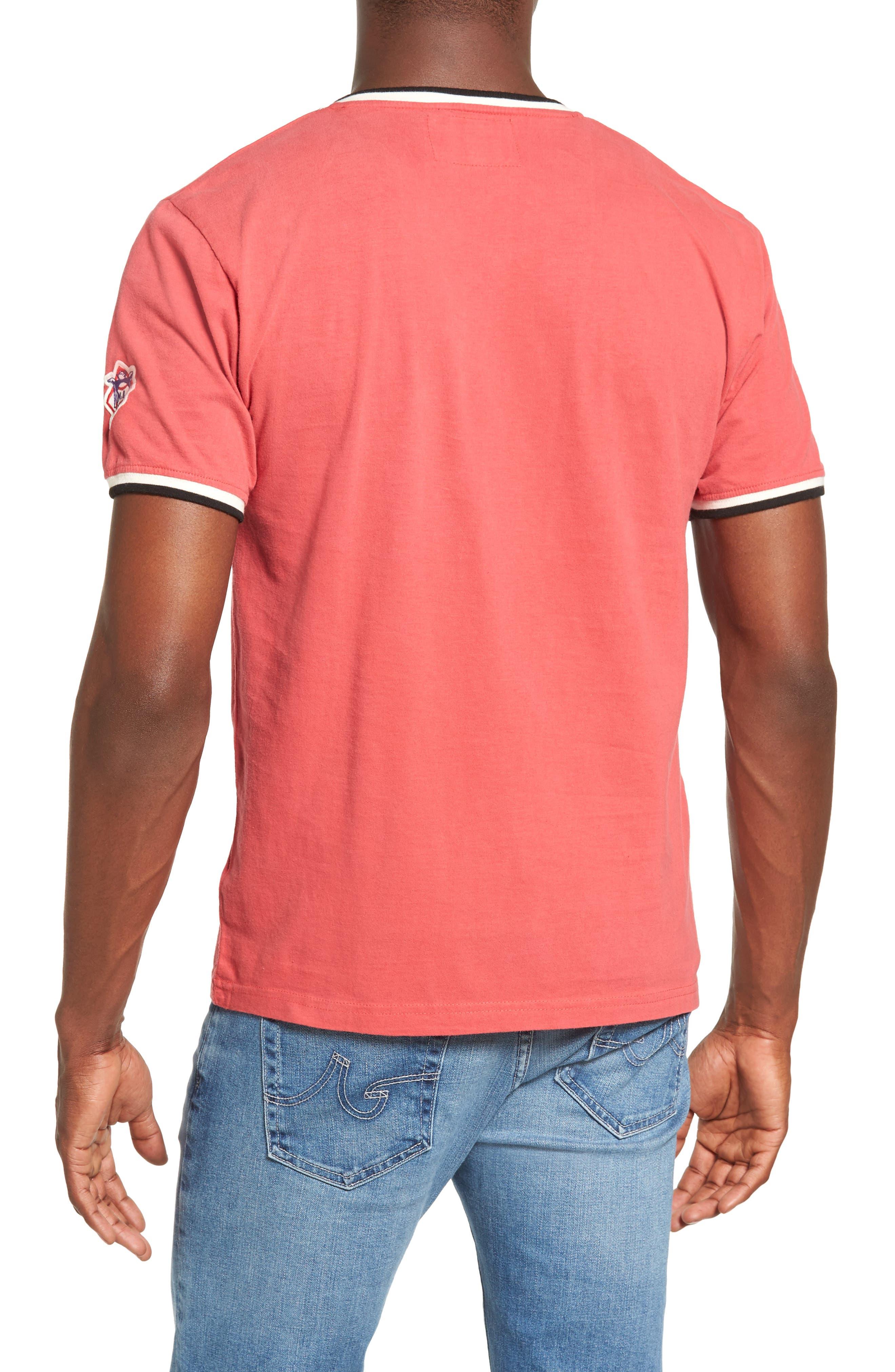 Alternate Image 2  - American Needle Eastwood Cincinnati Reds T-Shirt