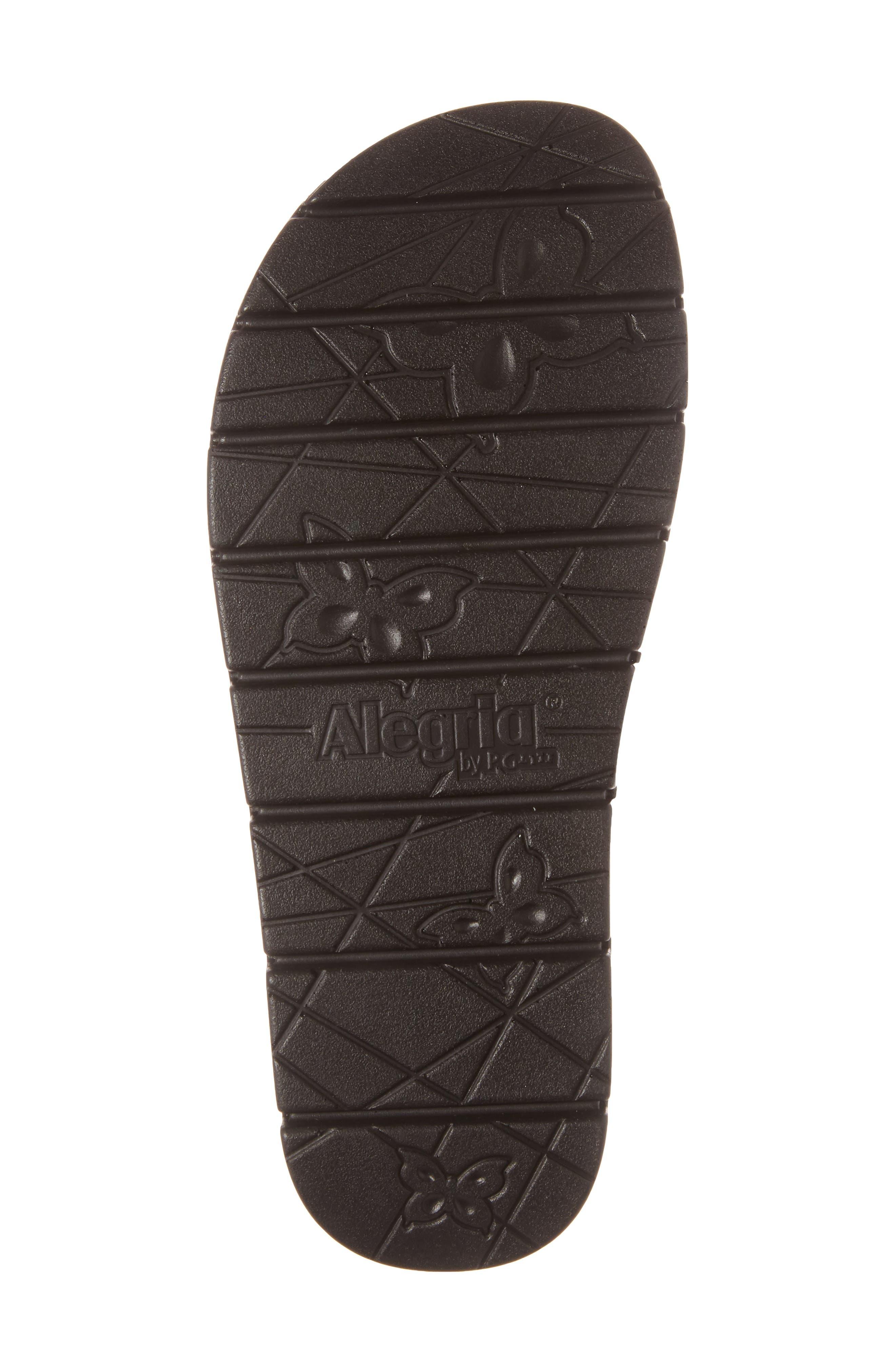 Playa Sandal,                             Alternate thumbnail 4, color,                             Pewter Patent Leather