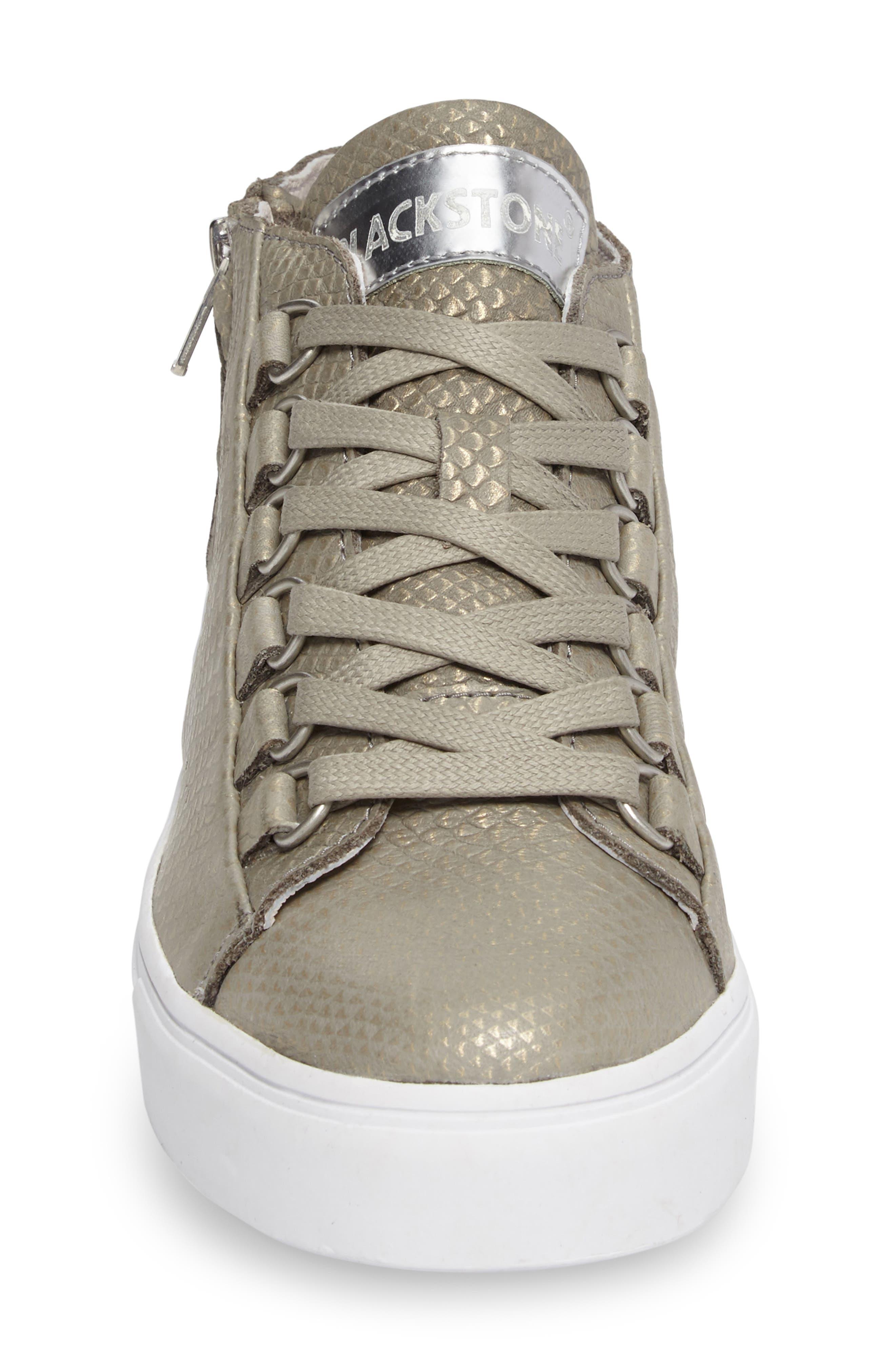 NL28 Midi Sneaker,                             Alternate thumbnail 3, color,                             Grey Nubuck