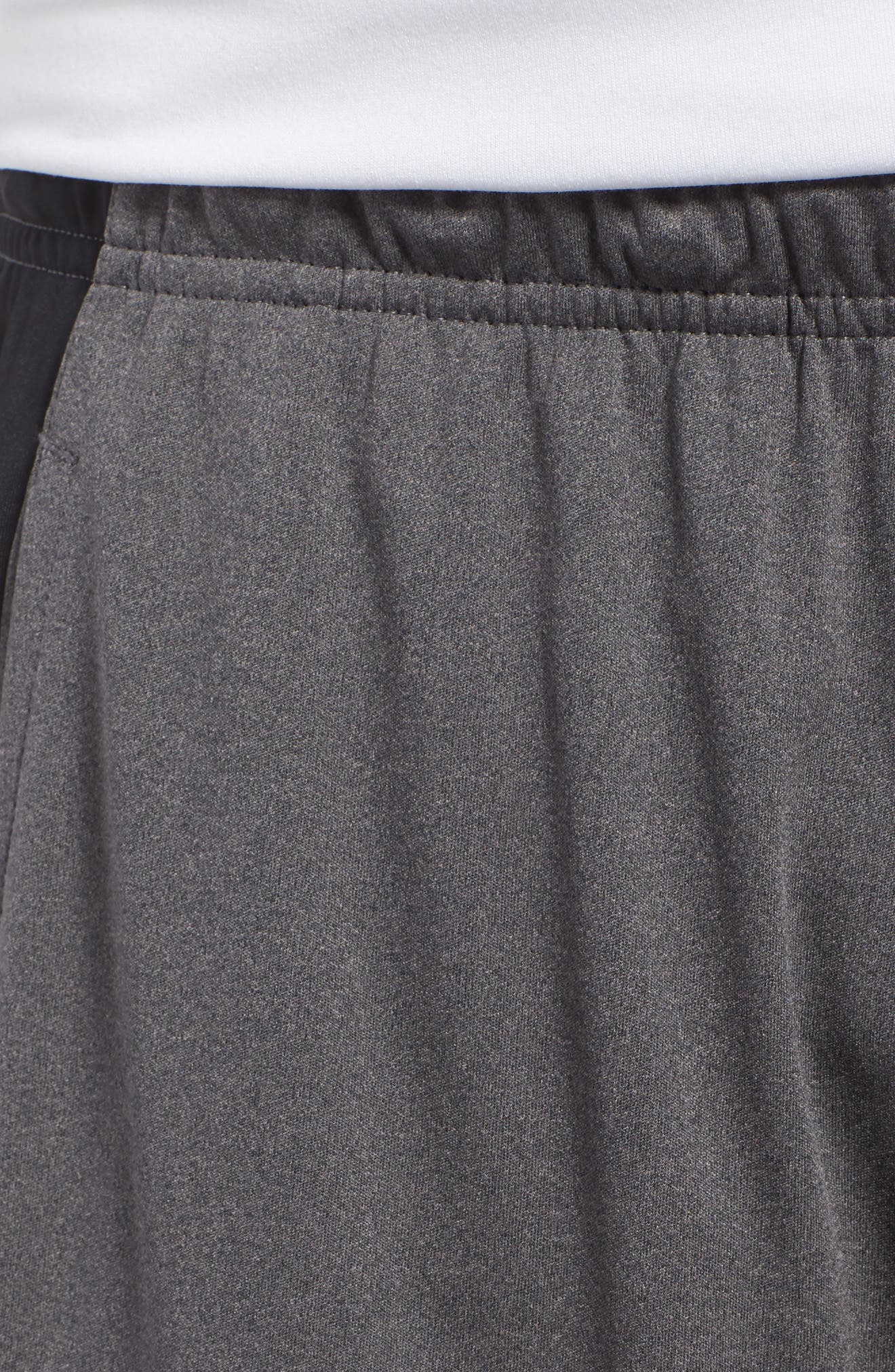 Alternate Image 4  - Nike 'Fly' Dri-FIT Training Shorts