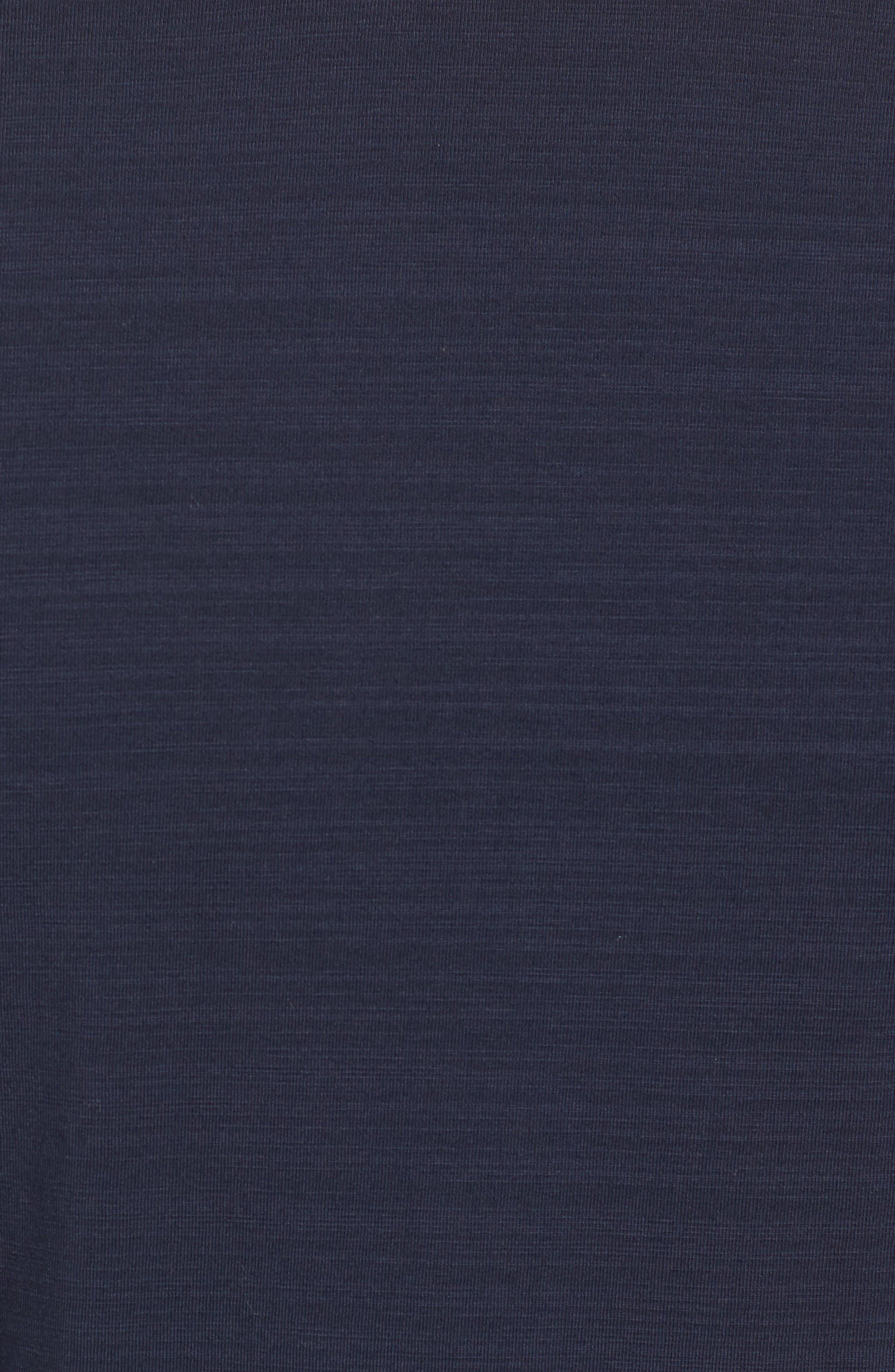 Alternate Image 5  - Thaddeus Riggs Stretch Slub Jersey T-Shirt