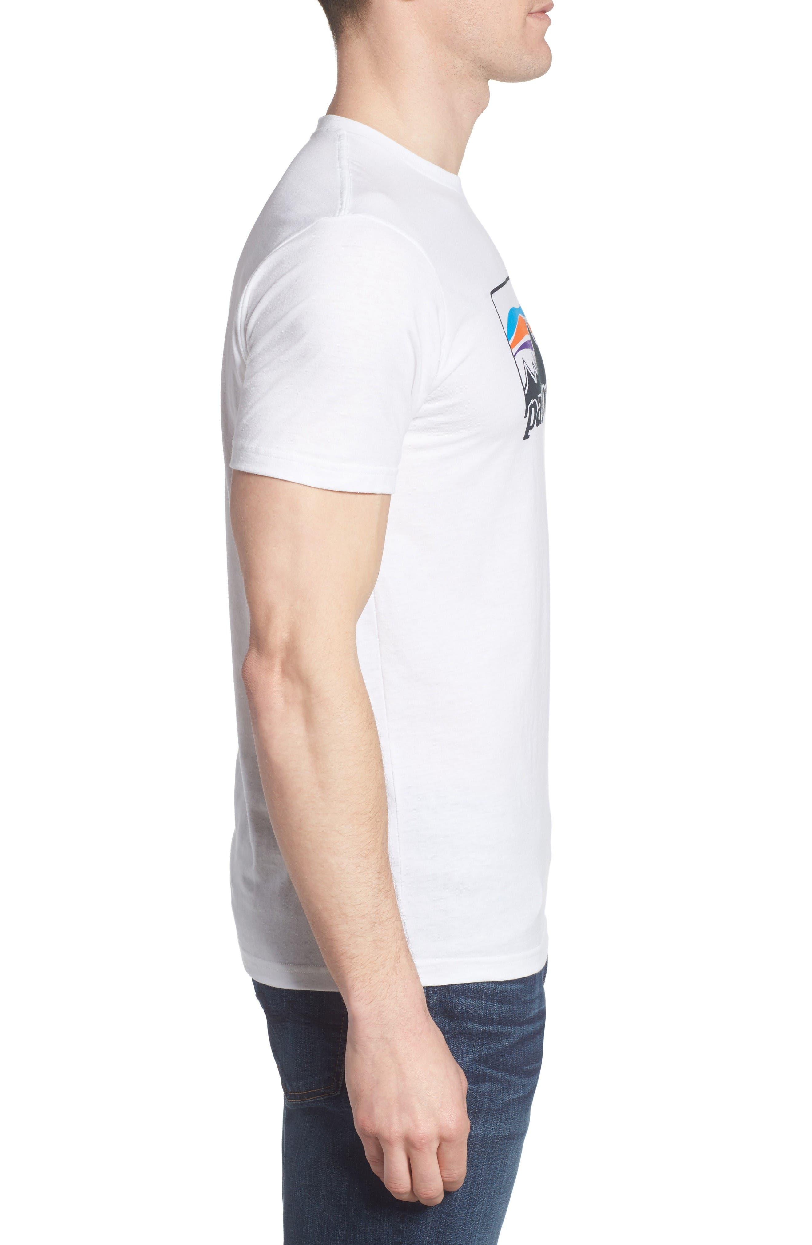 Alternate Image 3  - Patagonia '73 Logo Regular Fit T-Shirt