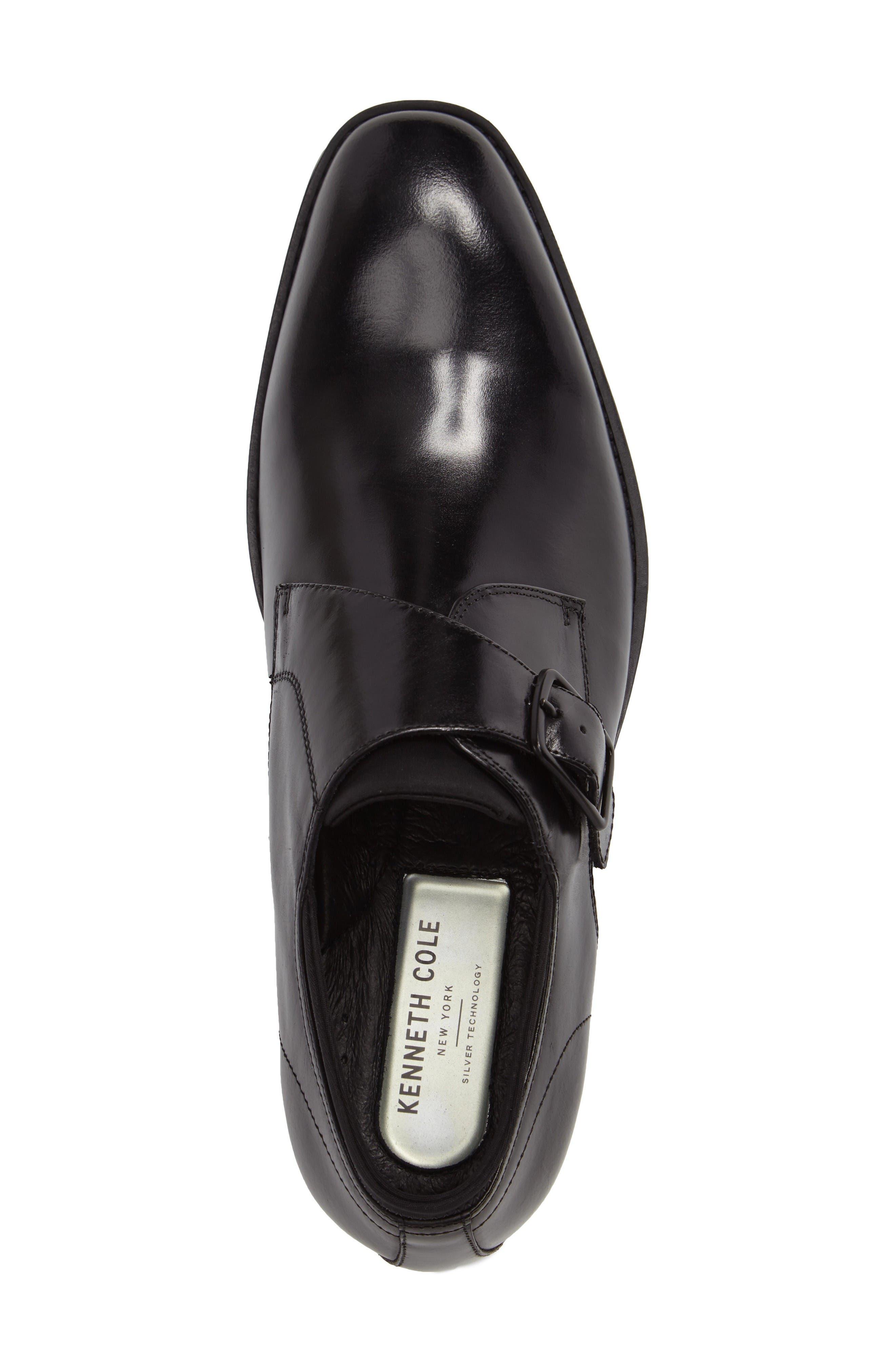 Alternate Image 5  - Kenneth Cole New York Shock Wave Monk Shoe (Men)