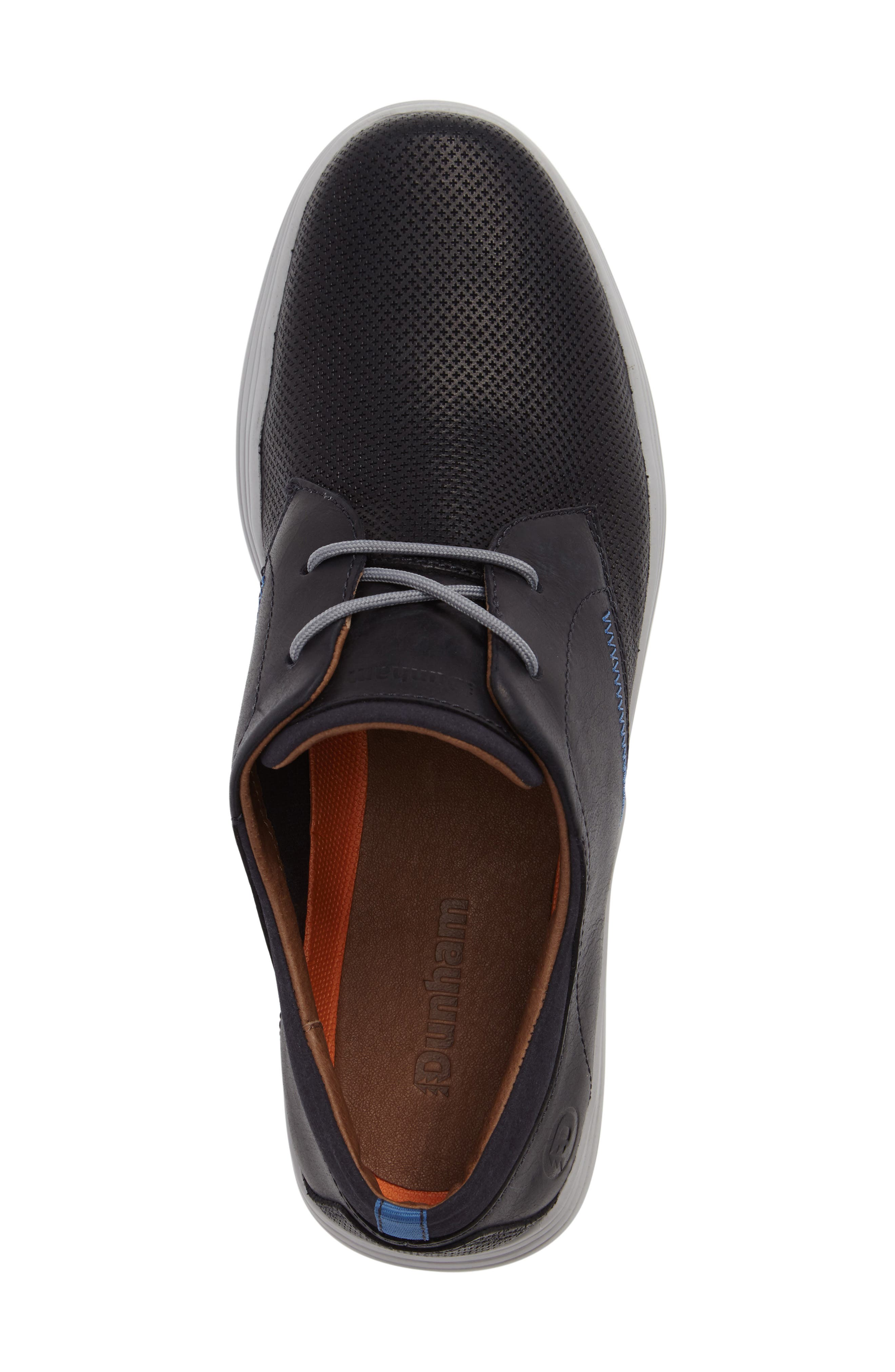 Colchester Embossed Oxford,                             Alternate thumbnail 5, color,                             Blue