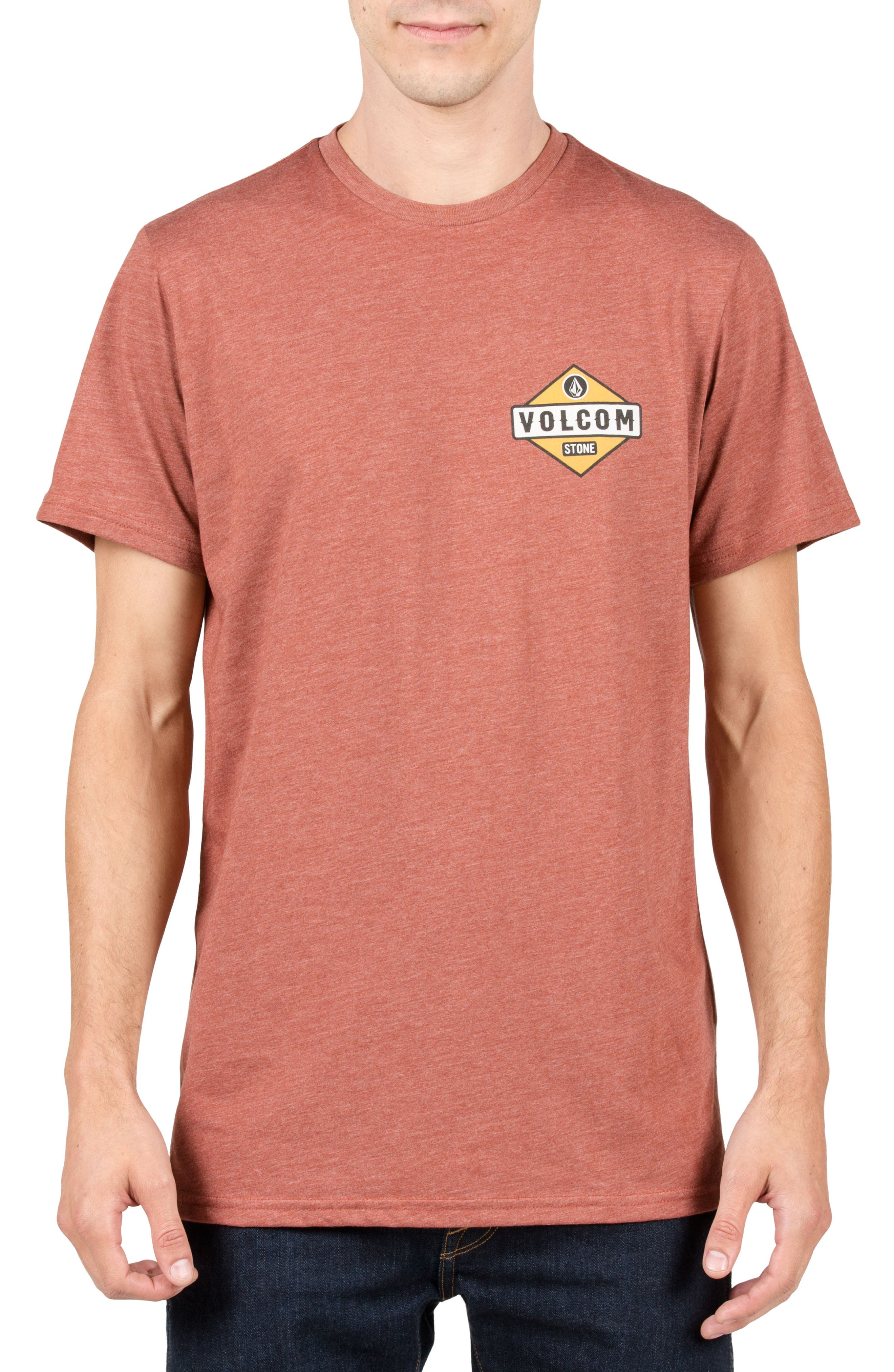 Volcom Caution Graphic T-Shirt
