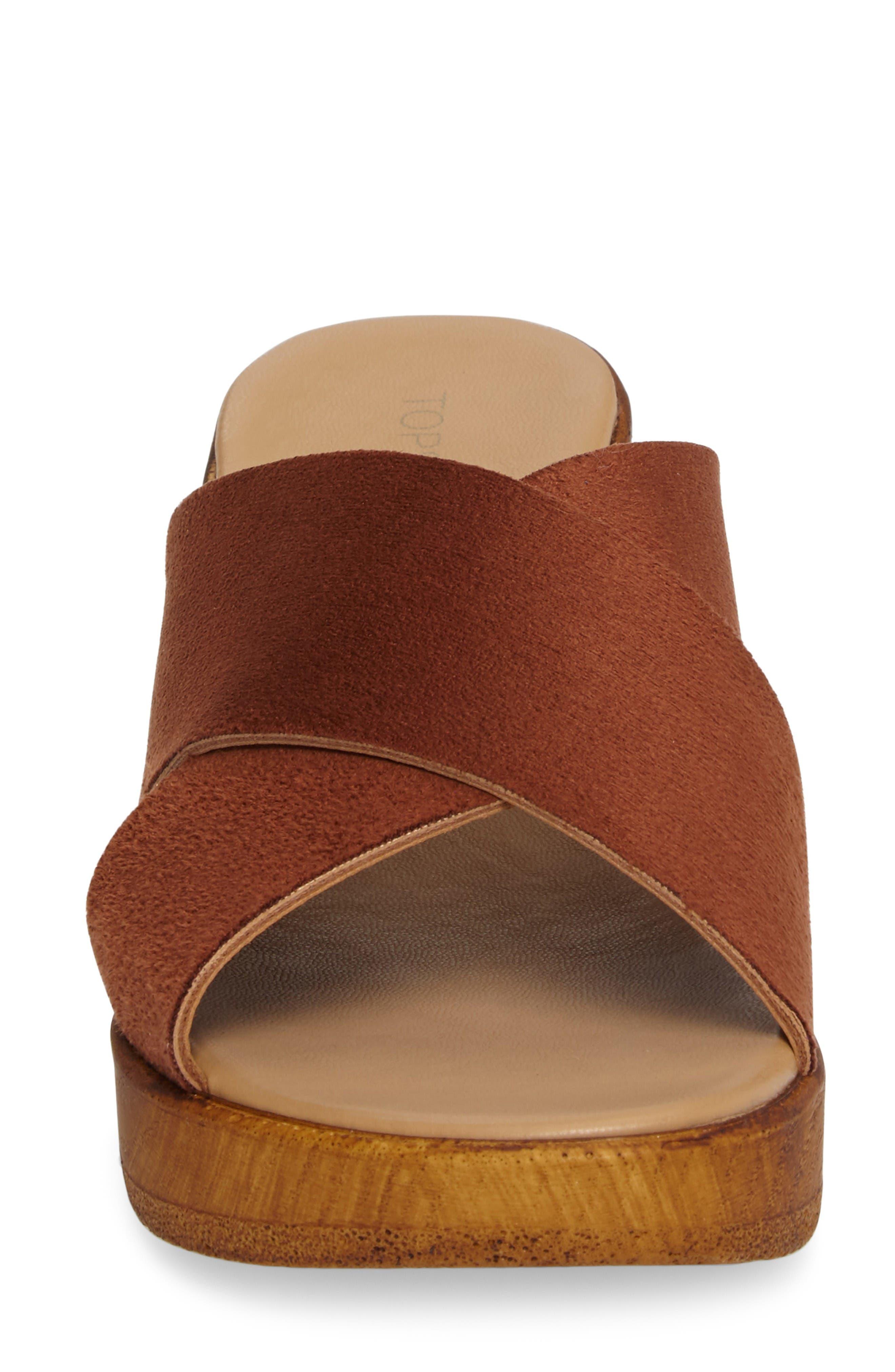 Alternate Image 4  - Topshop Dixy Clog Sandal (Women)