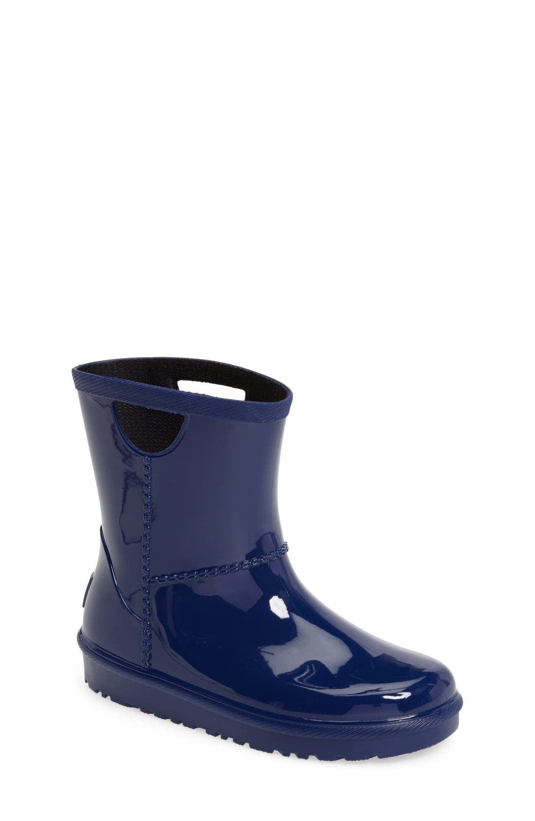 UGG® Rahjee Rain Boot (Walker & Toddler)