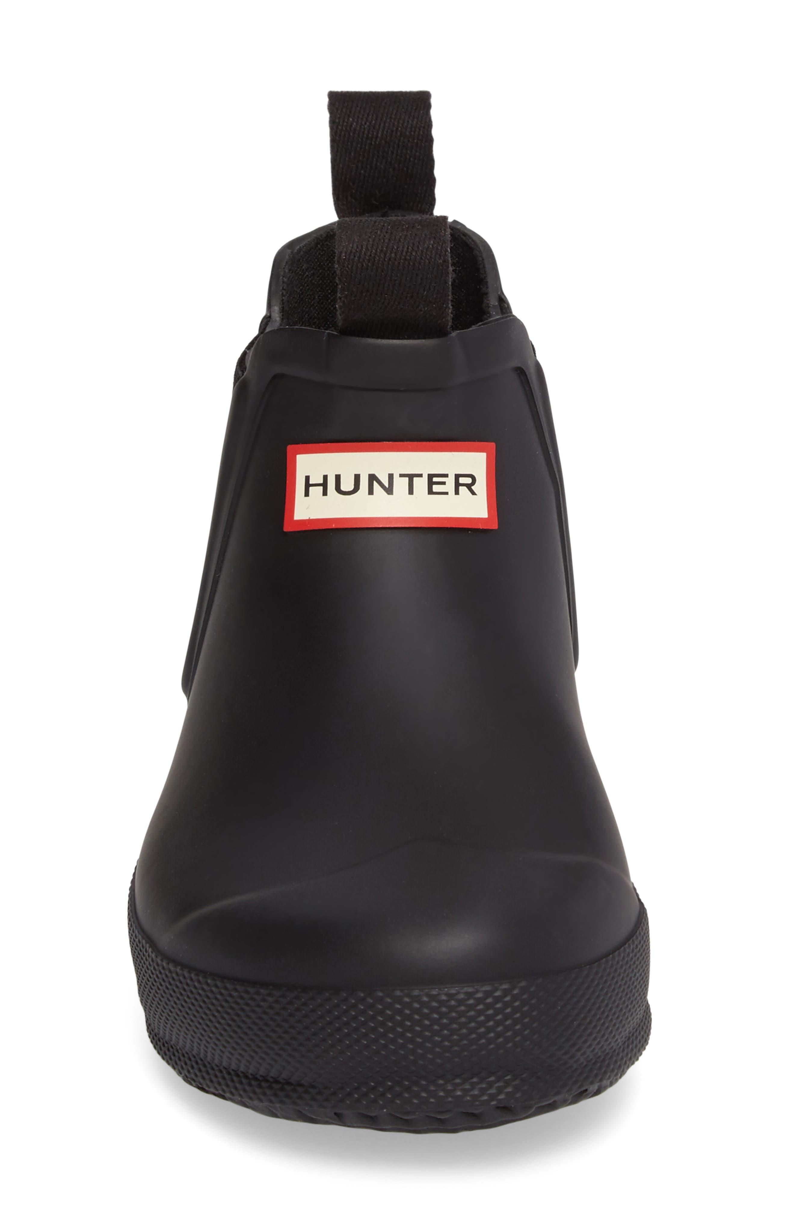 Alternate Image 4  - Hunter Original Waterproof Chelsea Boot (Toddler)