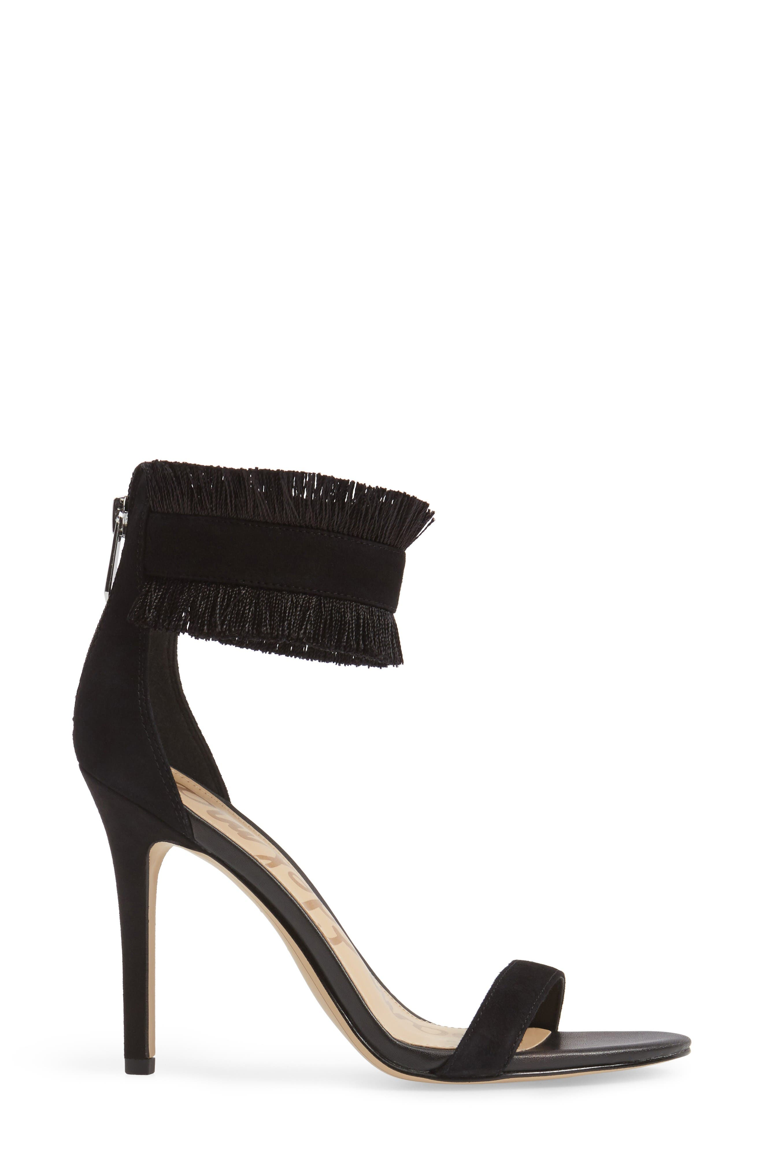 Alternate Image 3  - Sam Edelman Anabeth Ankle Strap Sandal (Women)