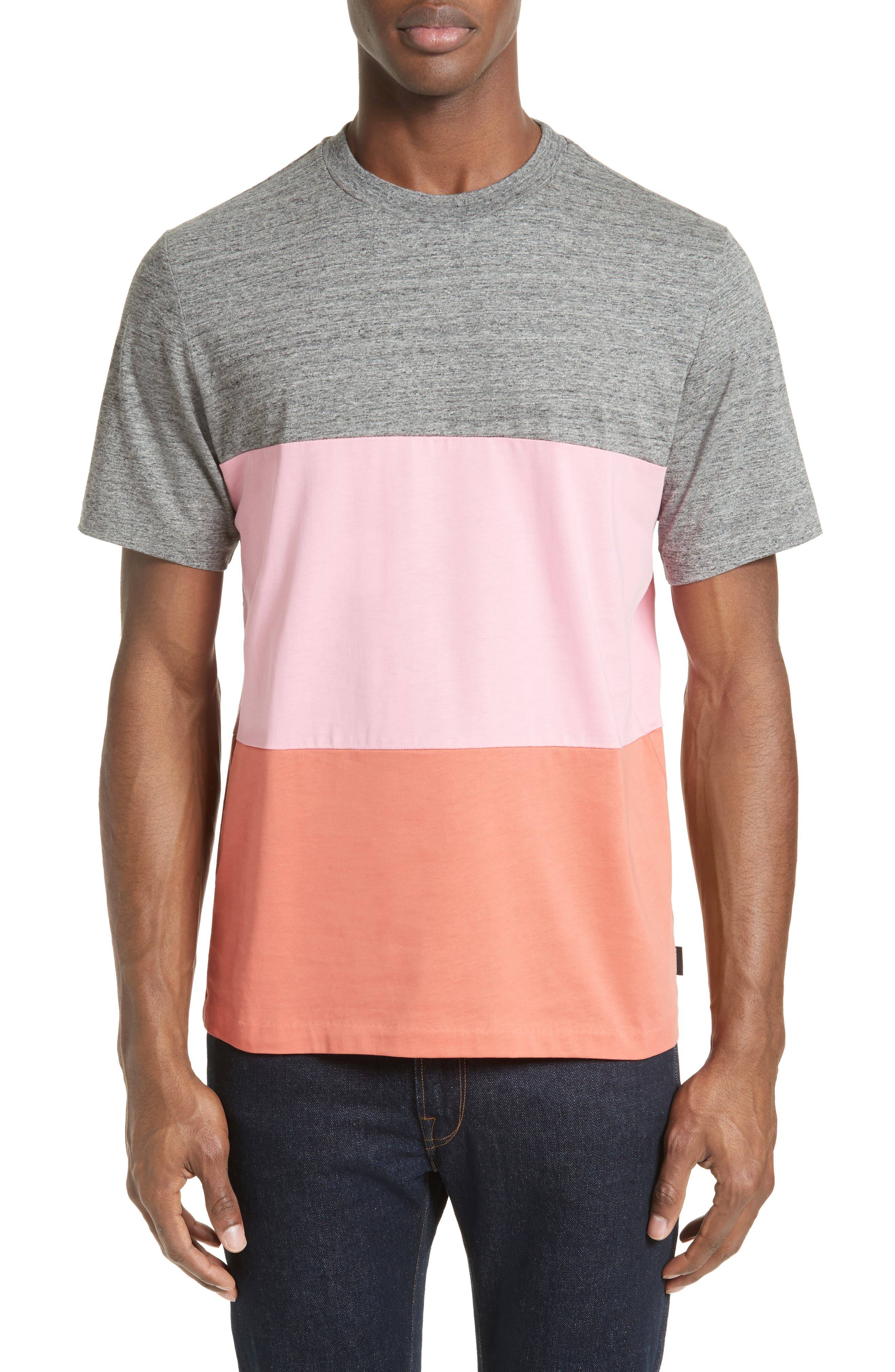 Alternate Image 1 Selected - PS Paul Smith Bold Stripe T-Shirt