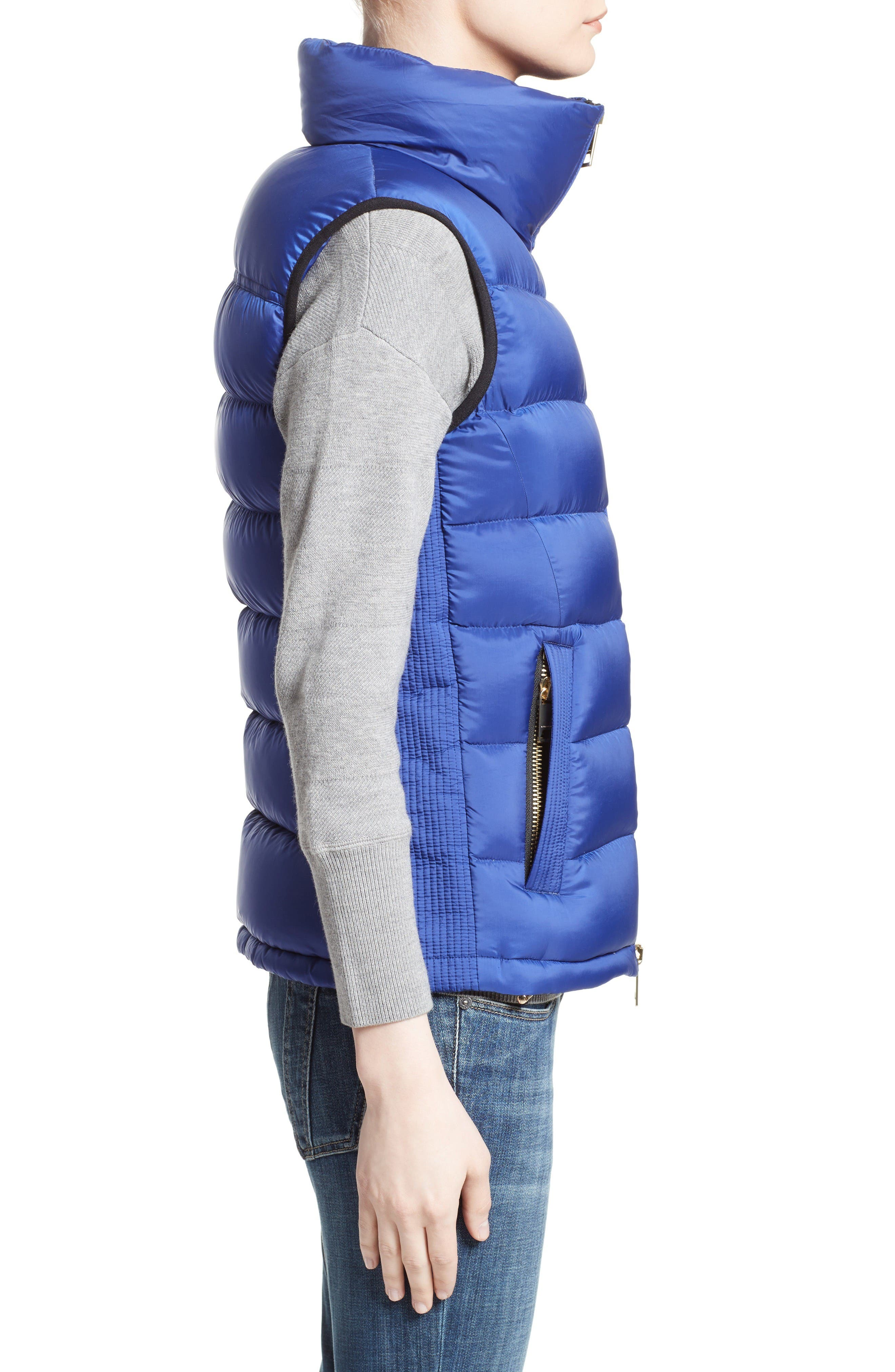 Alternate Image 4  - Burberry Bredon Quilted Puffer Vest