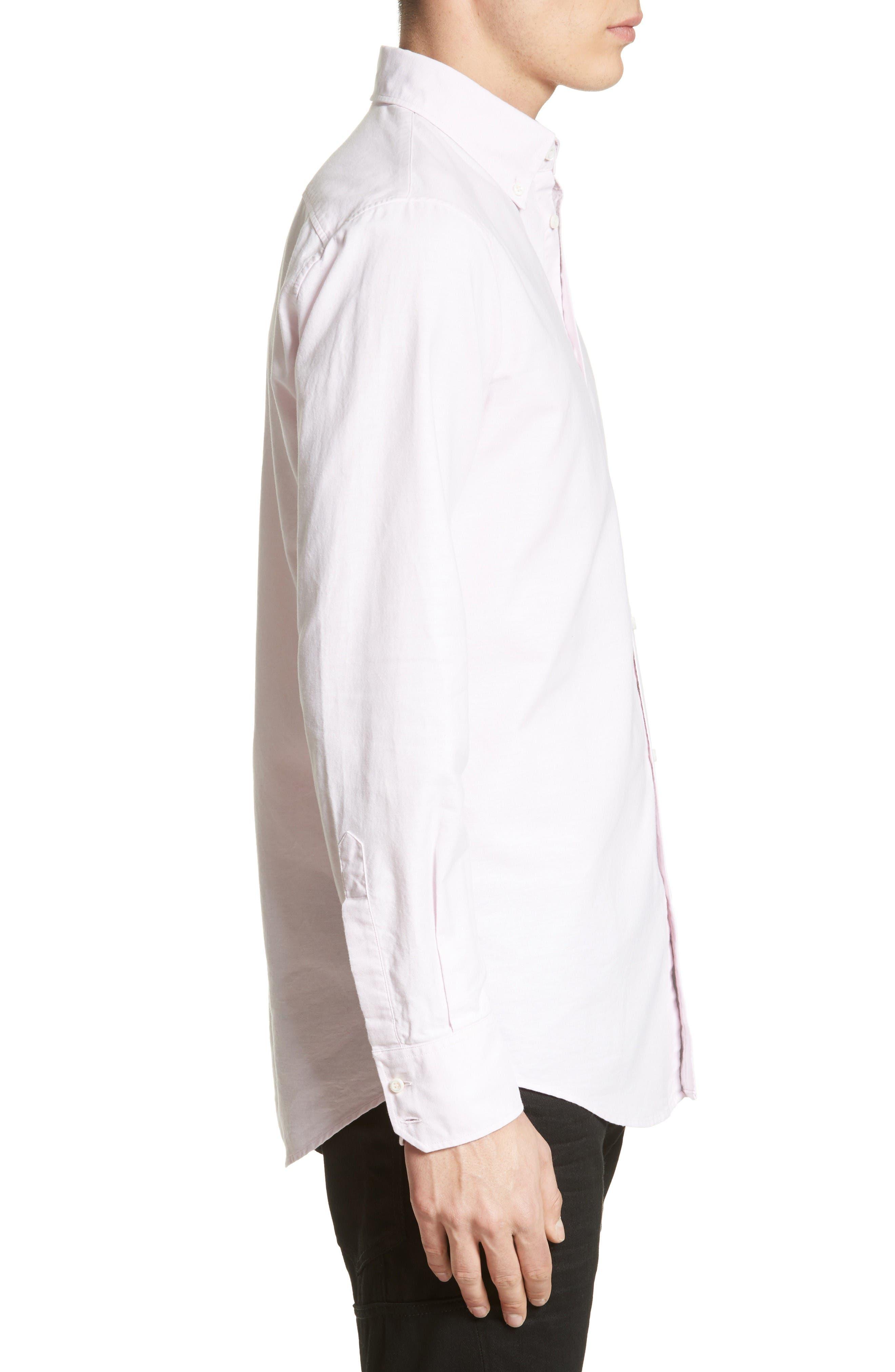 Alternate Image 3  - Dsquared2 Extra Trim Fit Oxford Sport Shirt