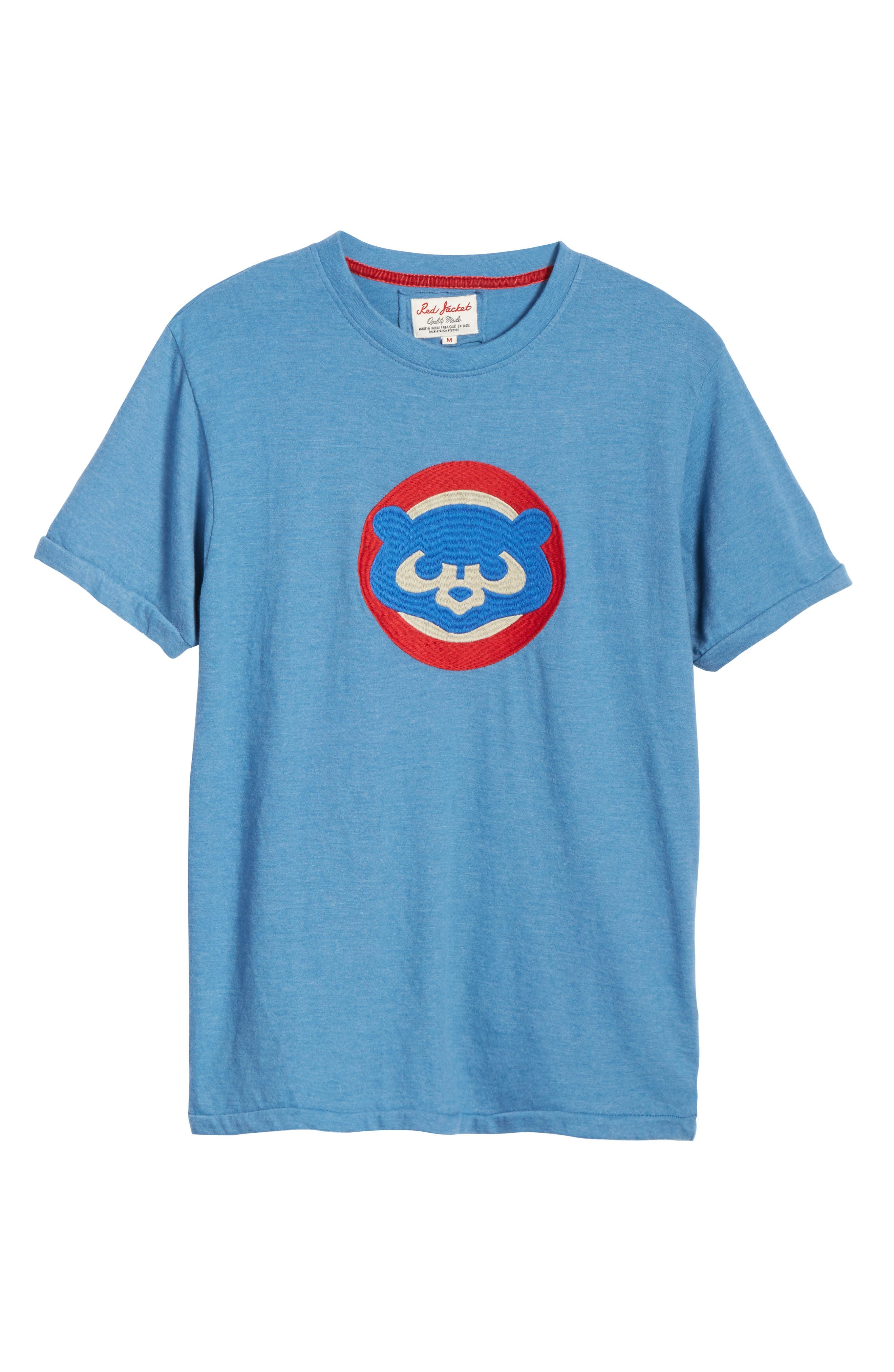 Alternate Image 6  - American Needle Hillwood Chicago Cubs T-Shirt