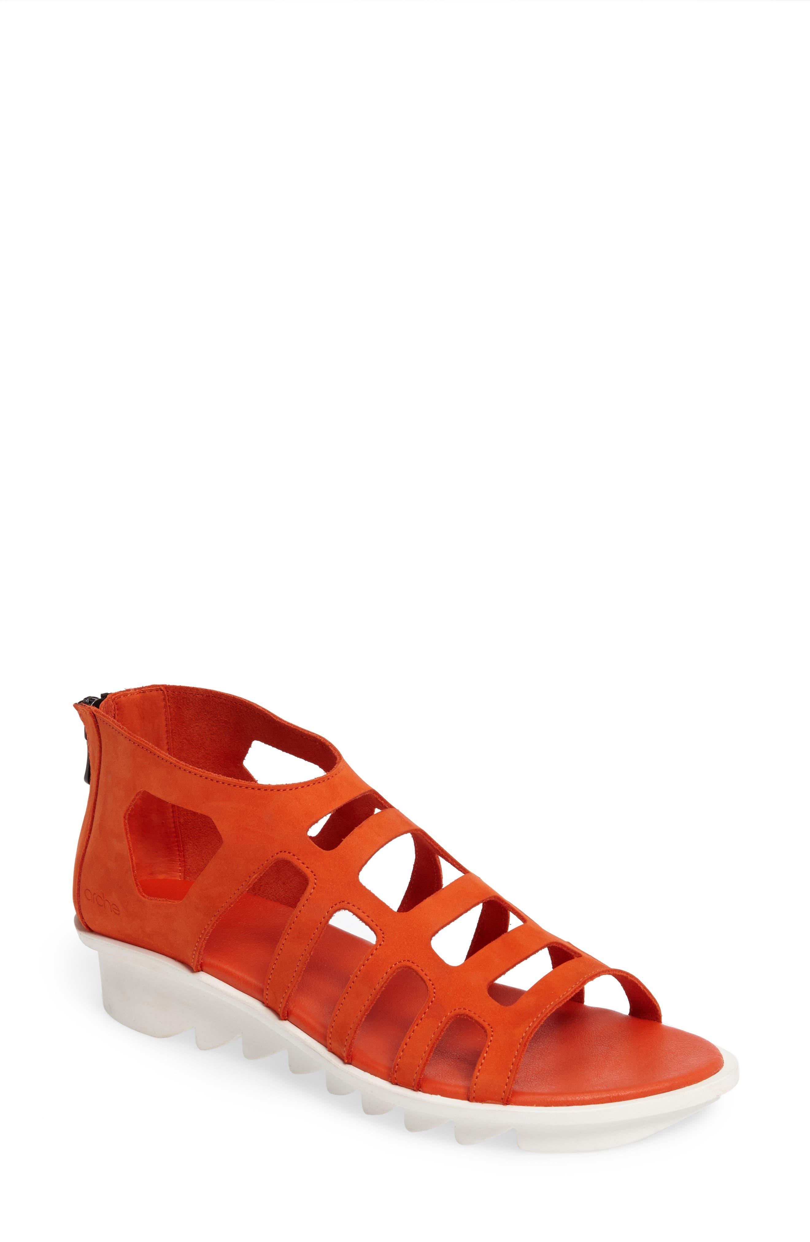Alternate Image 1 Selected - Arche Ikyade Sandal (Women)