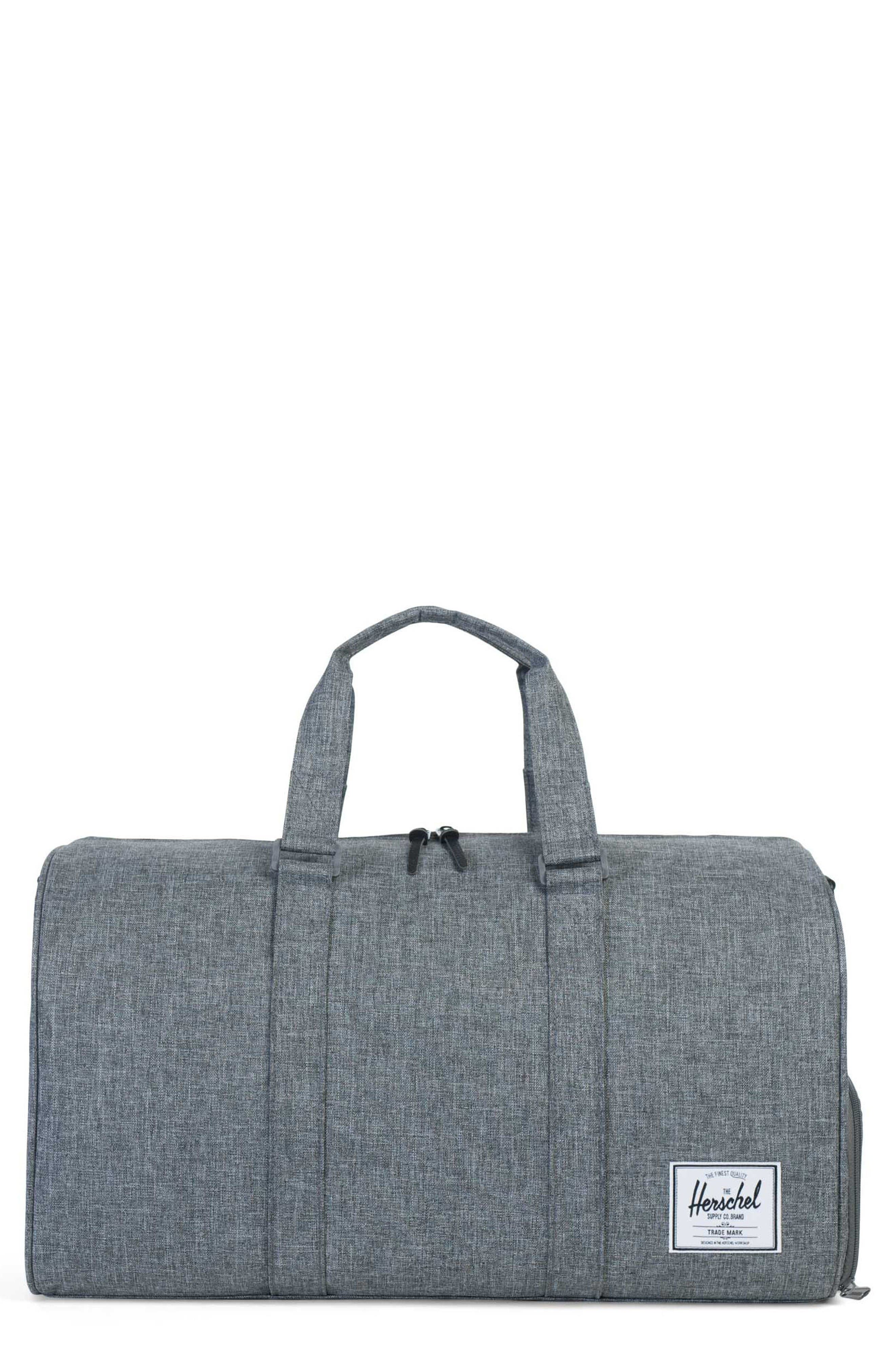 Alternate Image 1 Selected - Herschel Supply Co. Novel Duffel Bag