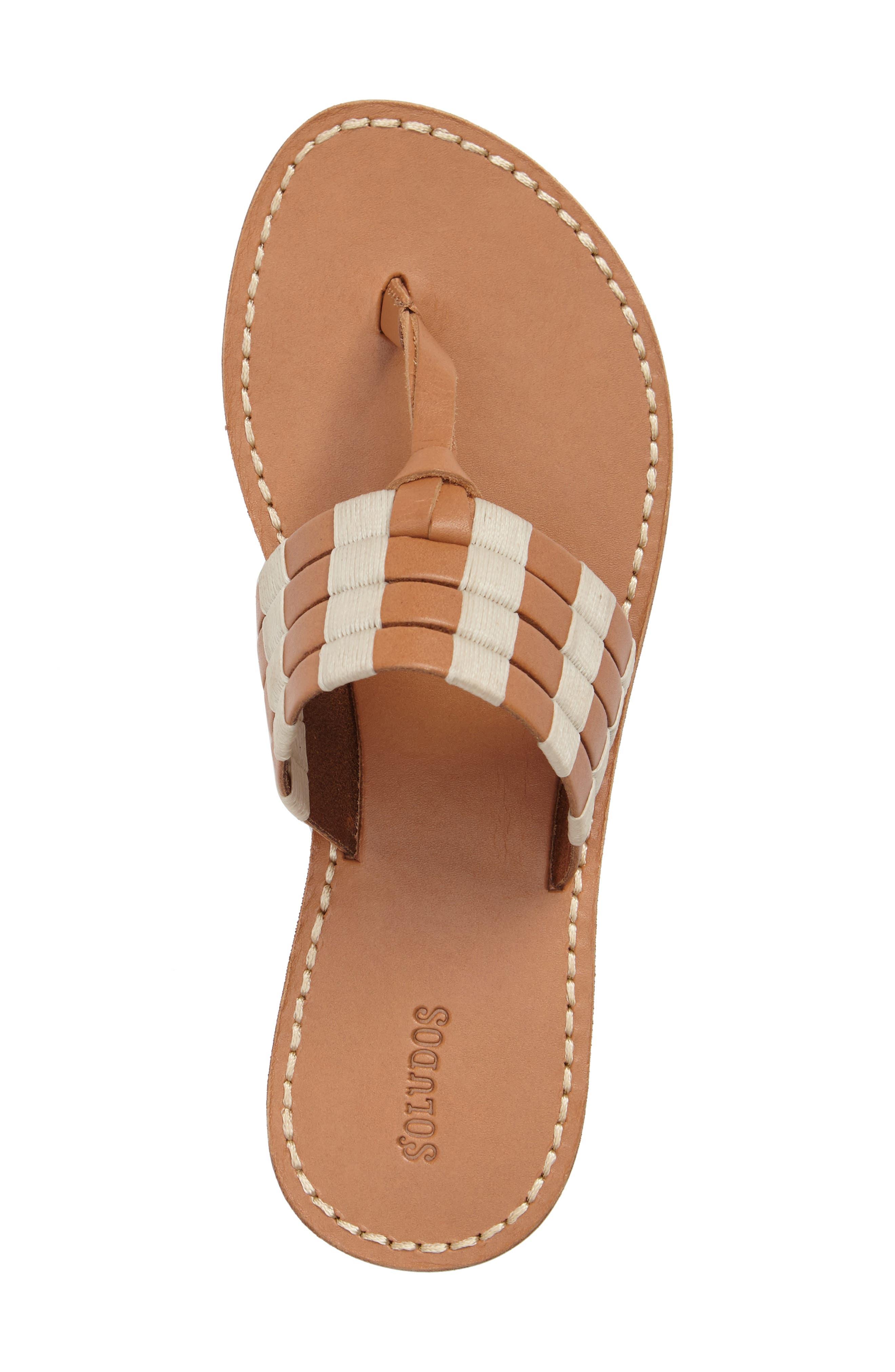 Alternate Image 5  - Soludos Sandal (Women)