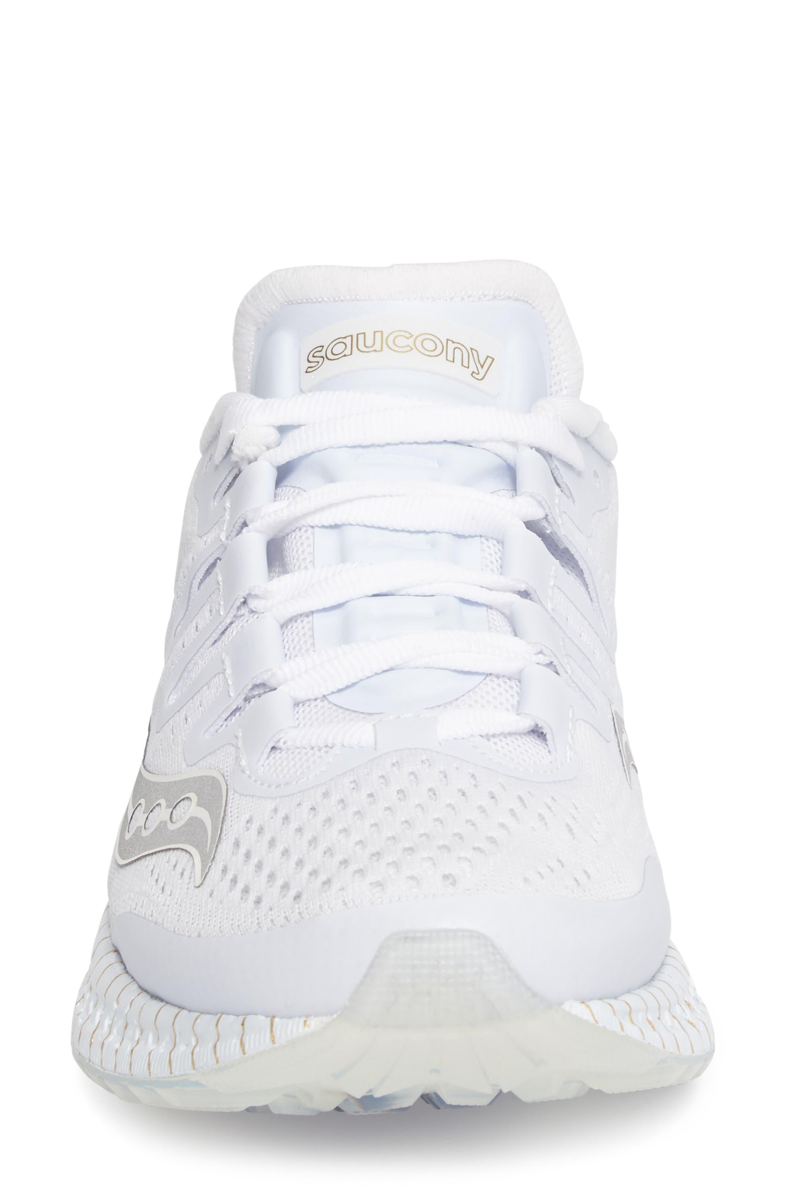 Freedom ISO Running Shoe,                             Alternate thumbnail 4, color,                             White