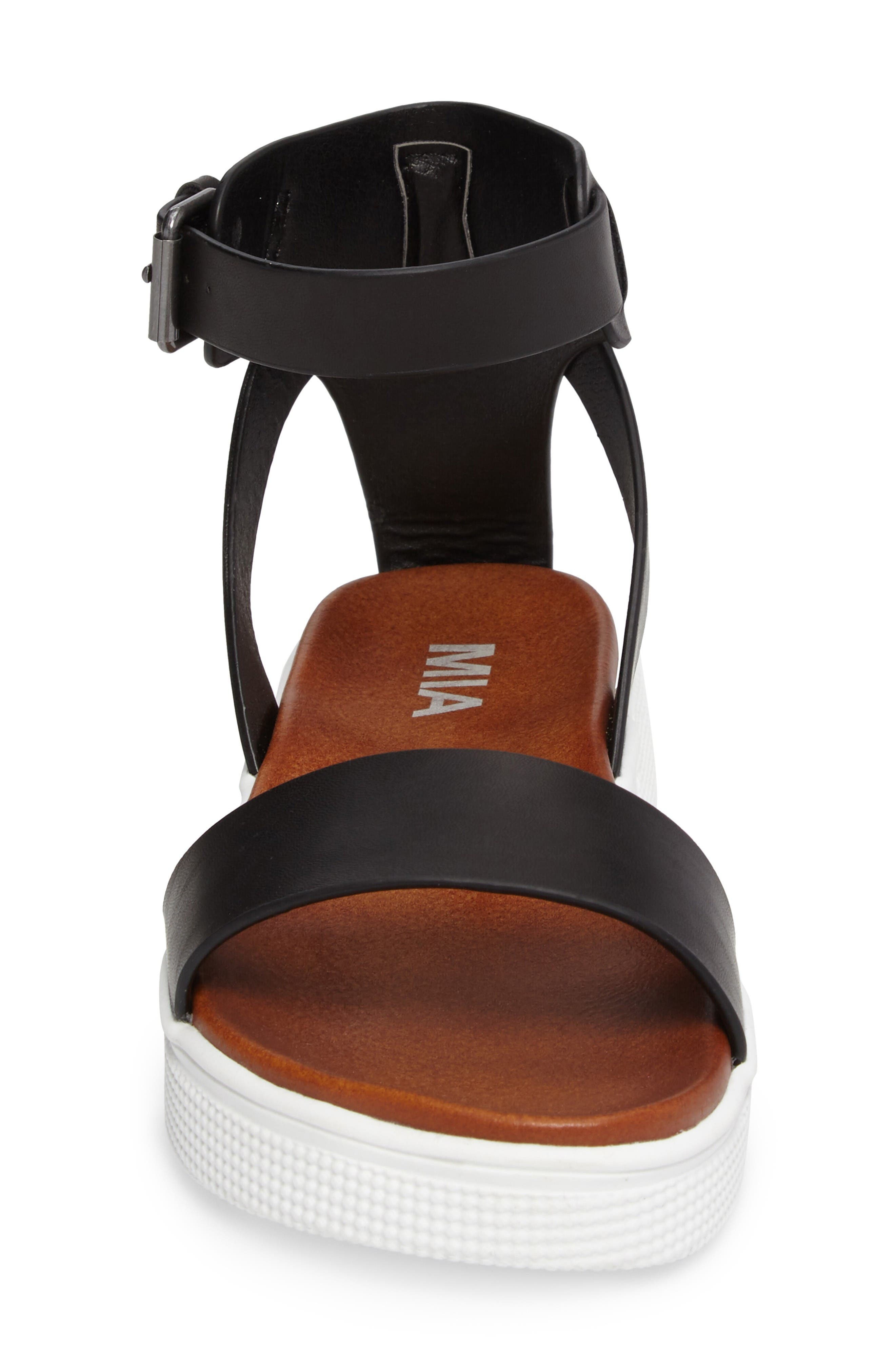 Alternate Image 4  - MIA Platform Sandal (Women)