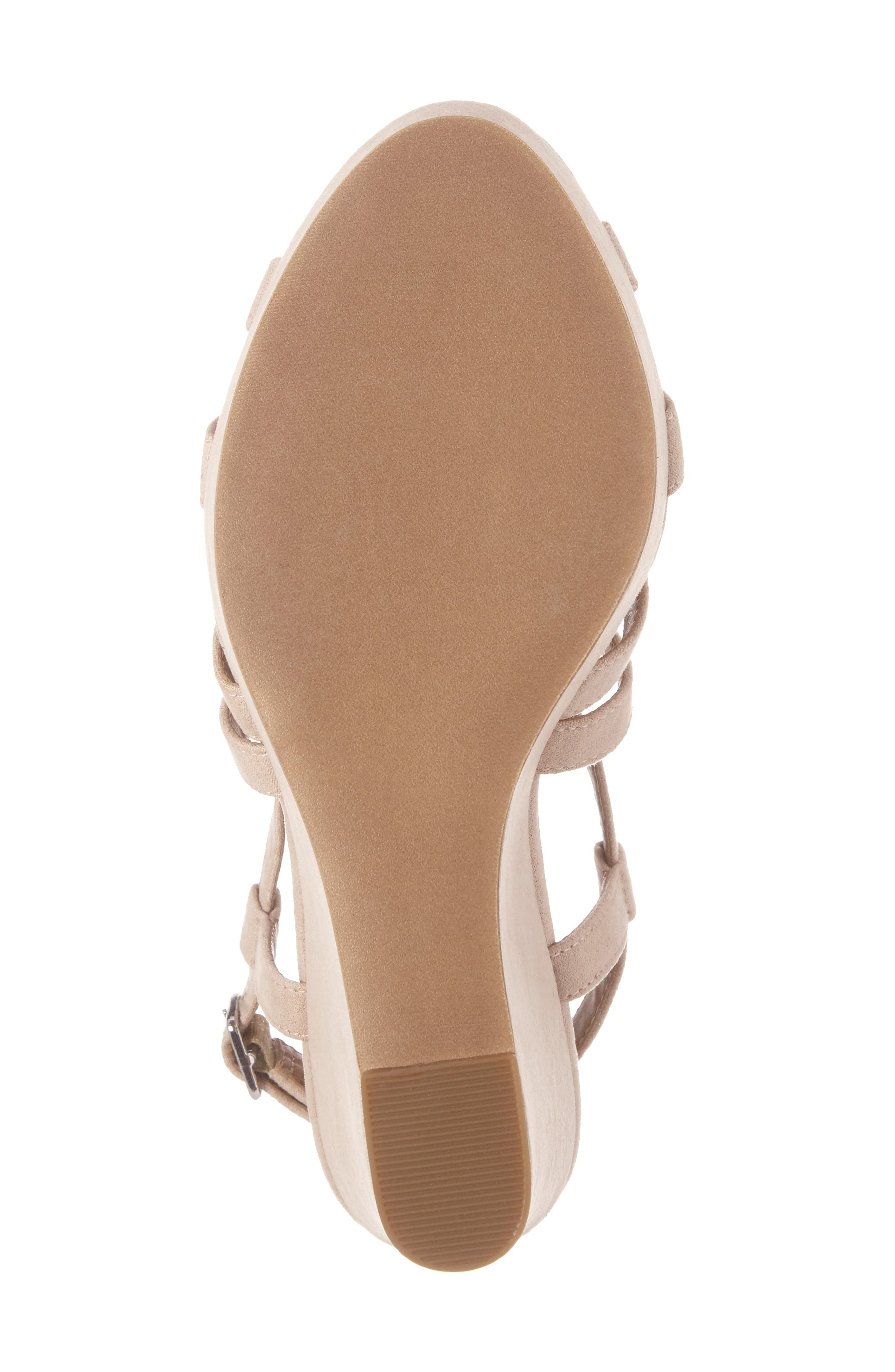 Alternate Image 6  - BP. Sky Wedge Sandal (Women)