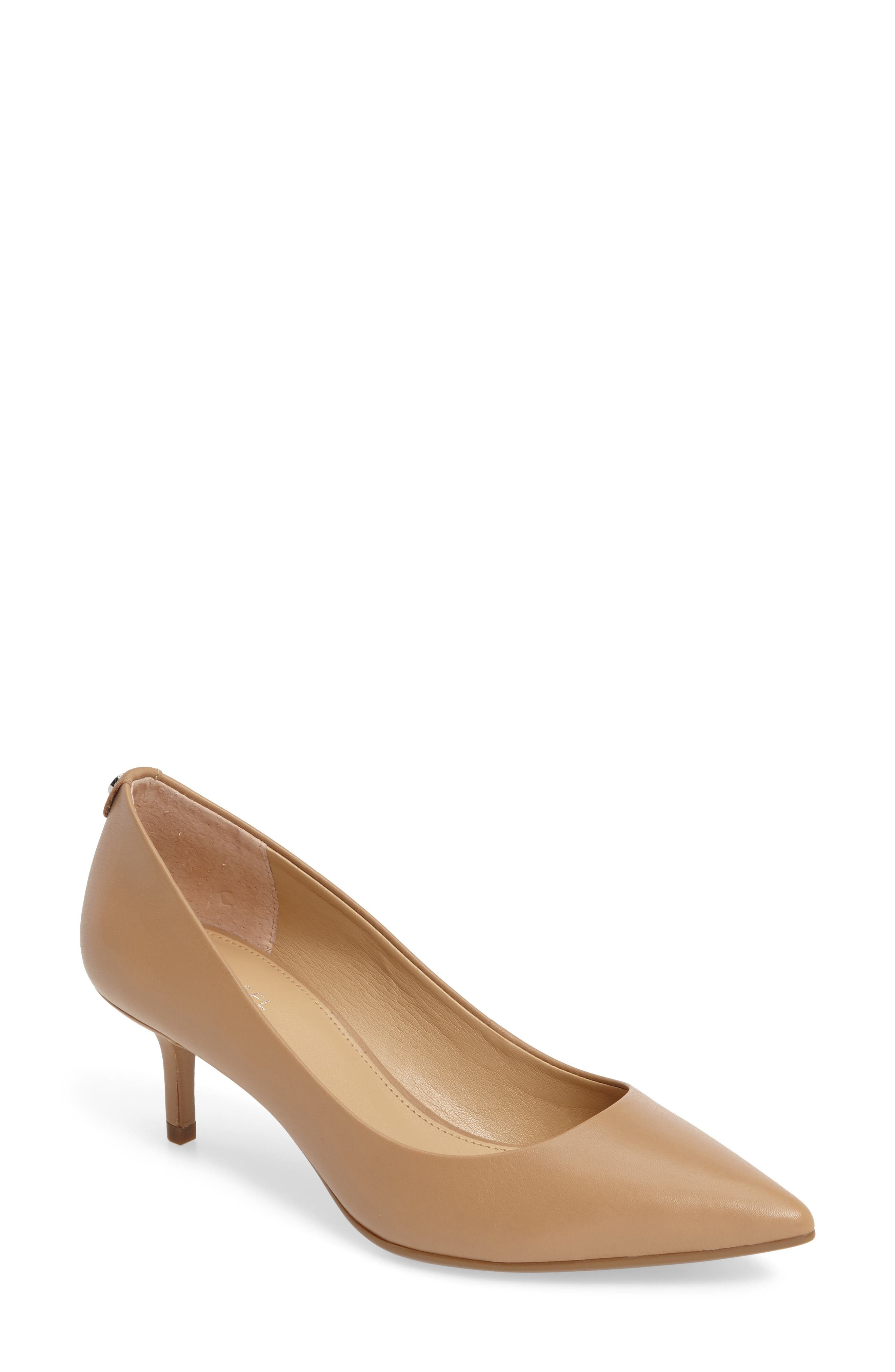 Pumps & High Heels for Women On Sale, Nude, Leather, 2017, 3 4 6 6.5 7.5 Prada