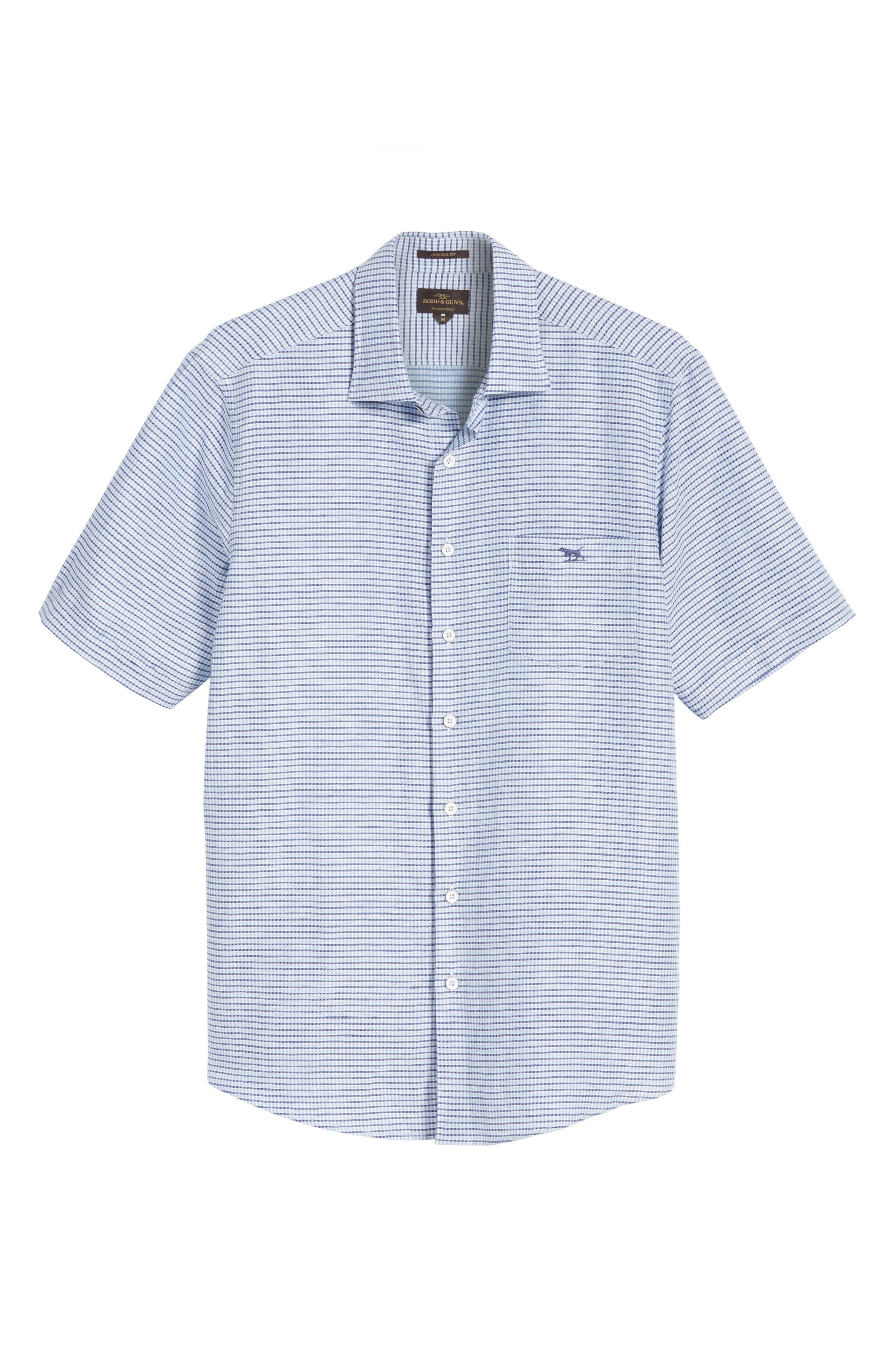 Alternate Image 6  - Rodd & Gunn Upper Hutt Original Fit Sport Shirt