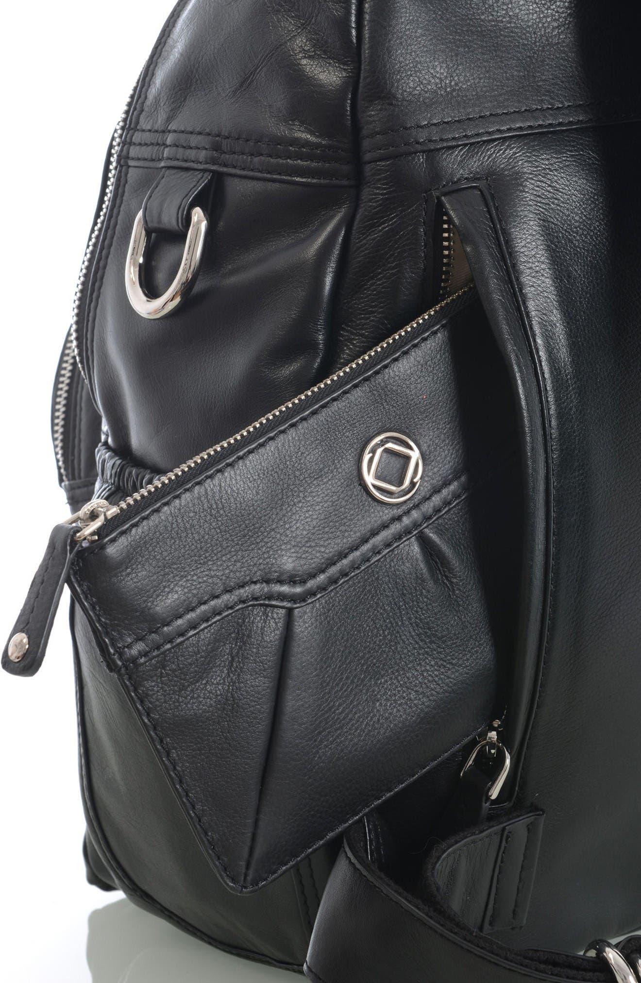 Alternate Image 8  - Kerikit Joy Studded Diaper Backpack