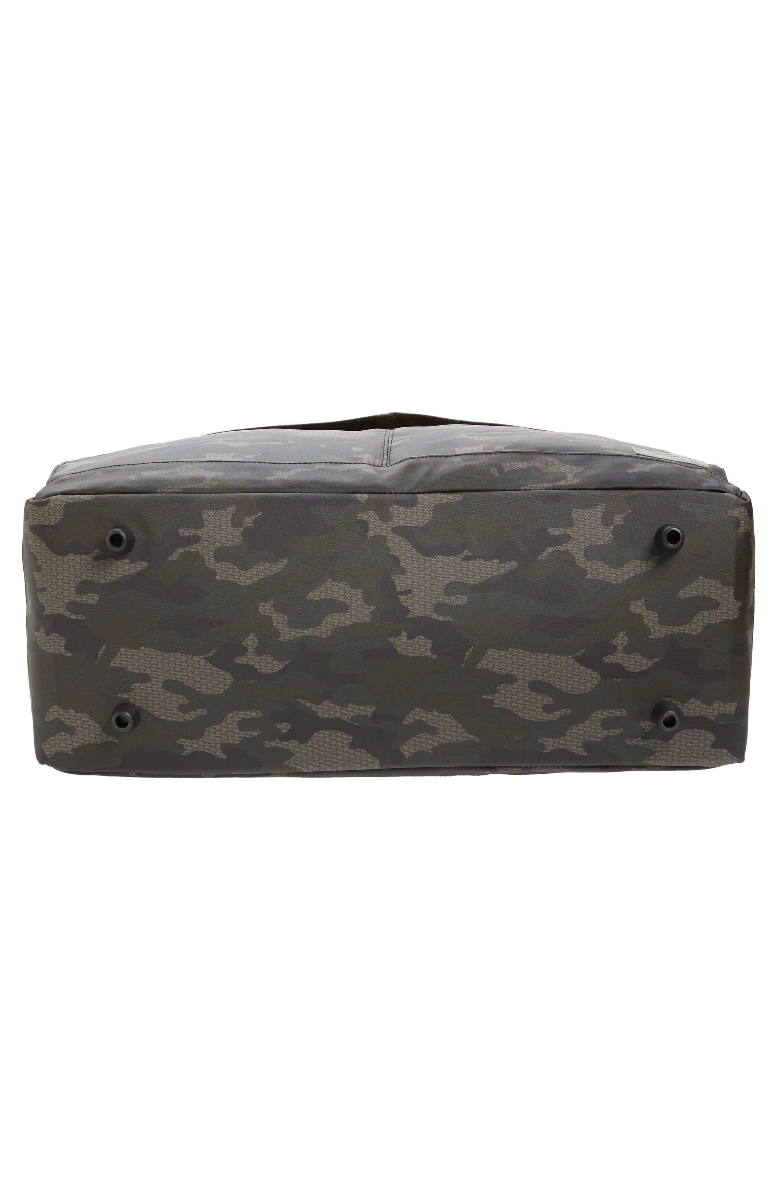 Calibre Duffel Bag,                             Alternate thumbnail 6, color,                             Camo