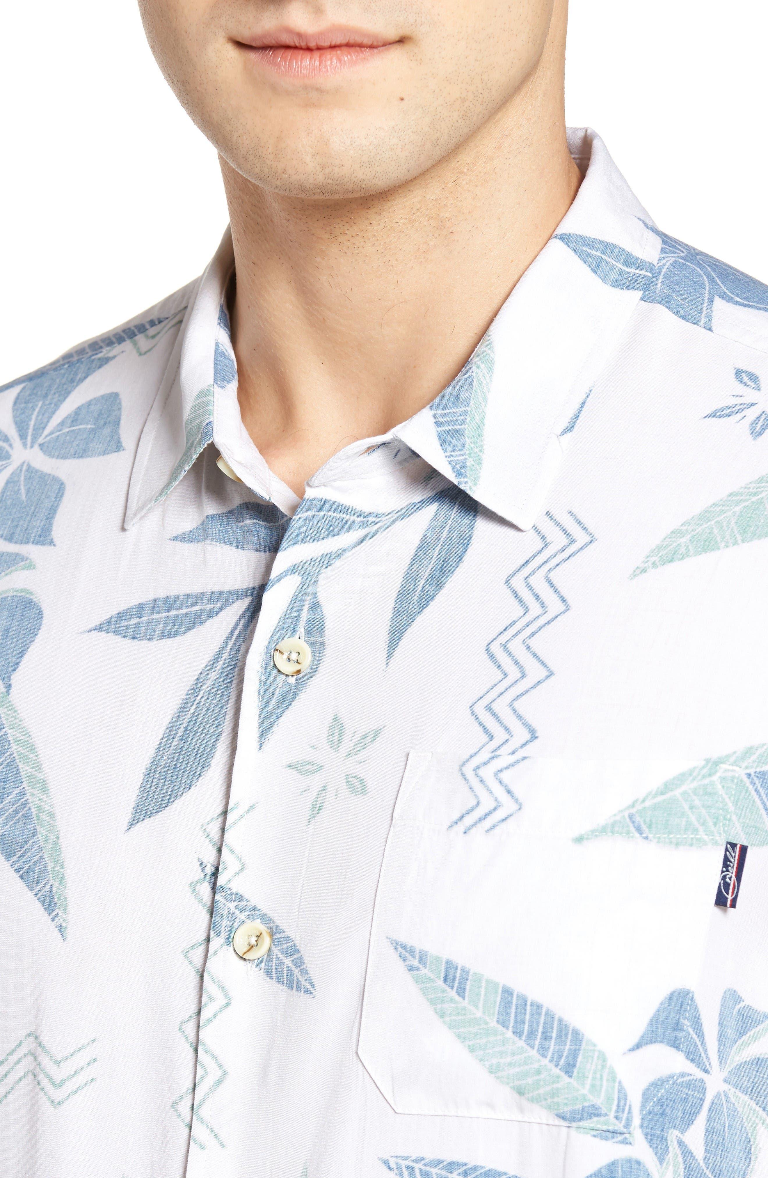 Alternate Image 4  - Jack O'Neill Miramar Woven Shirt