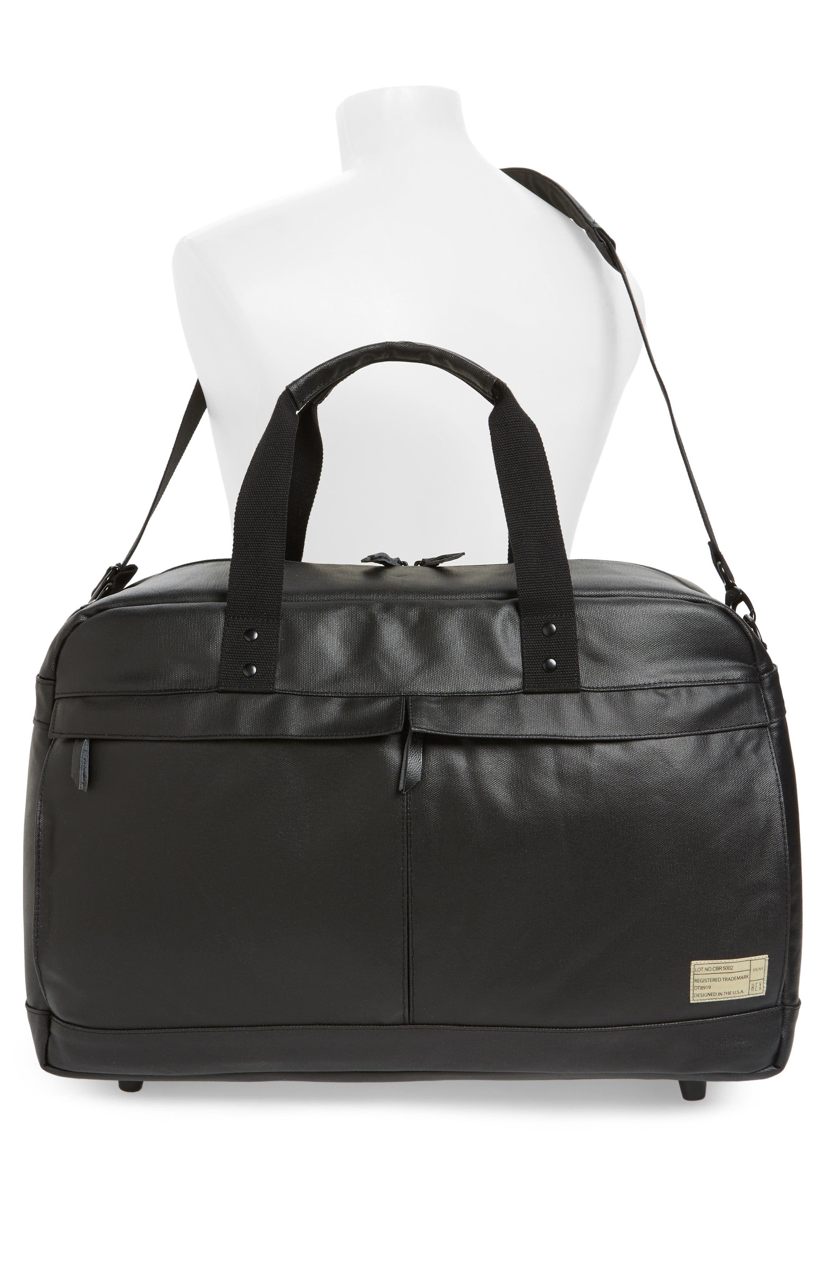 Alternate Image 2  - HEX Calibre Duffel Bag