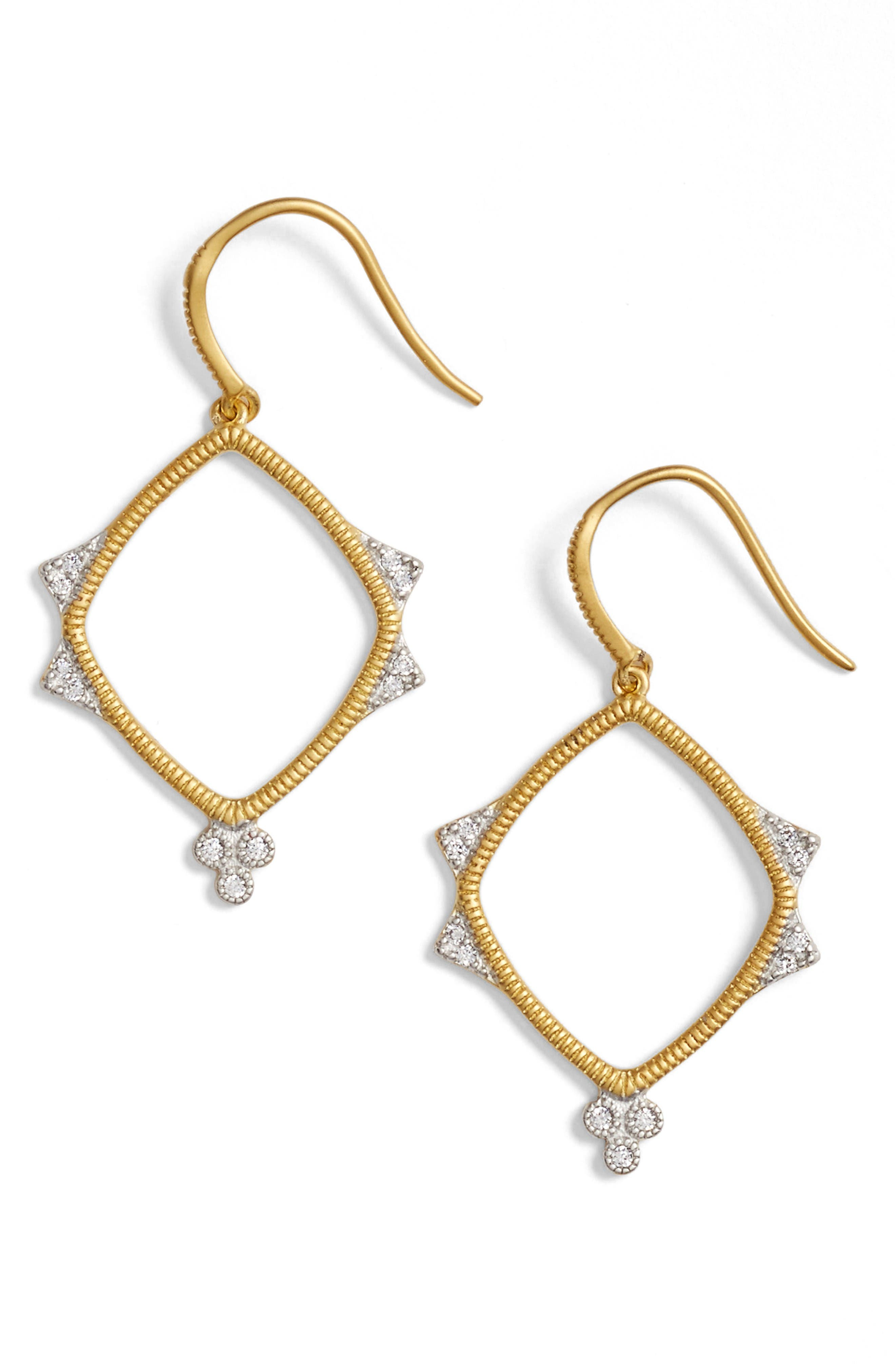 Visionary Fusion Drop Earrings,                         Main,                         color, Gold